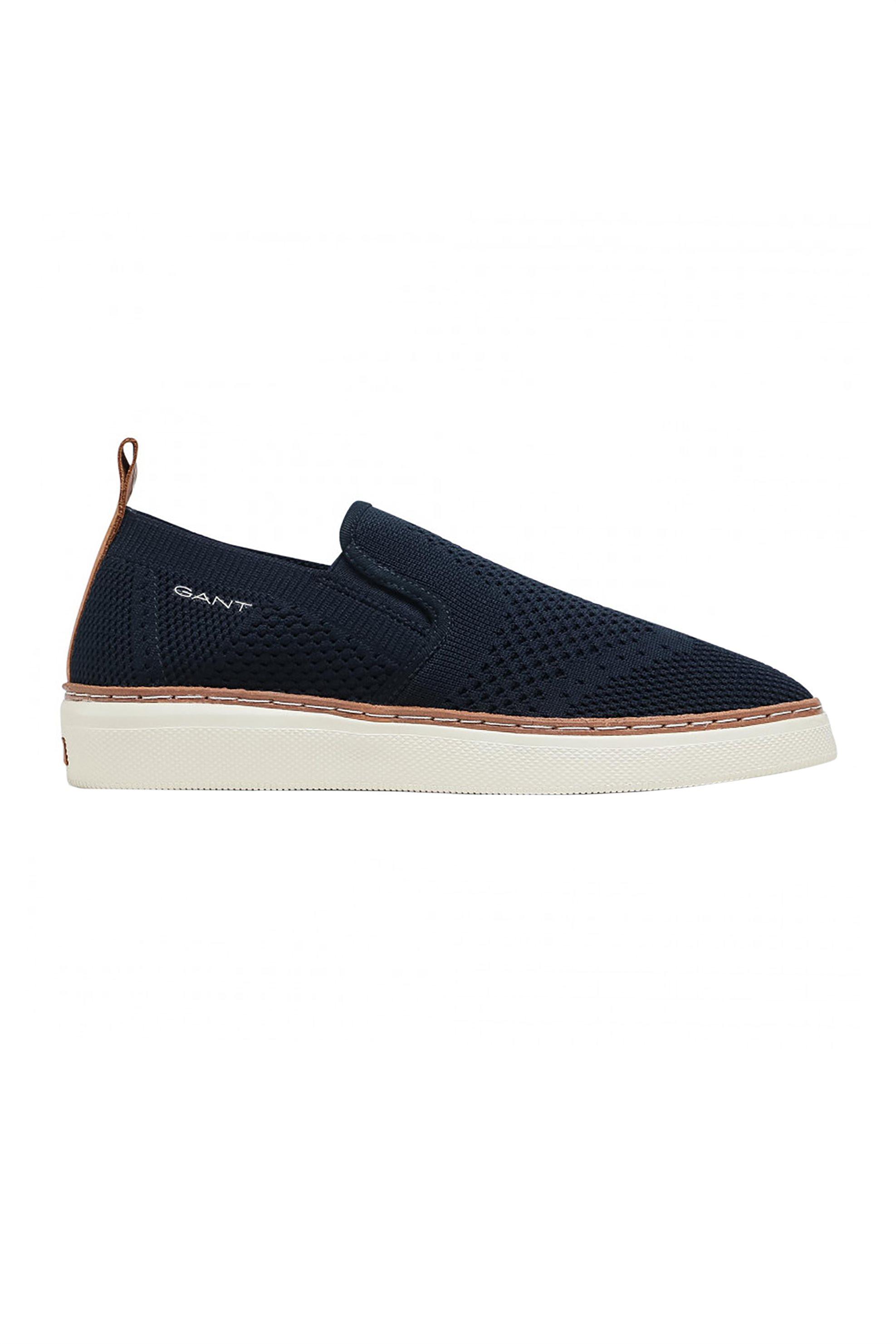 "Gant ανδρικά sneakers slip on ""San Prep"" – 22637676 – Μπλε Σκούρο"