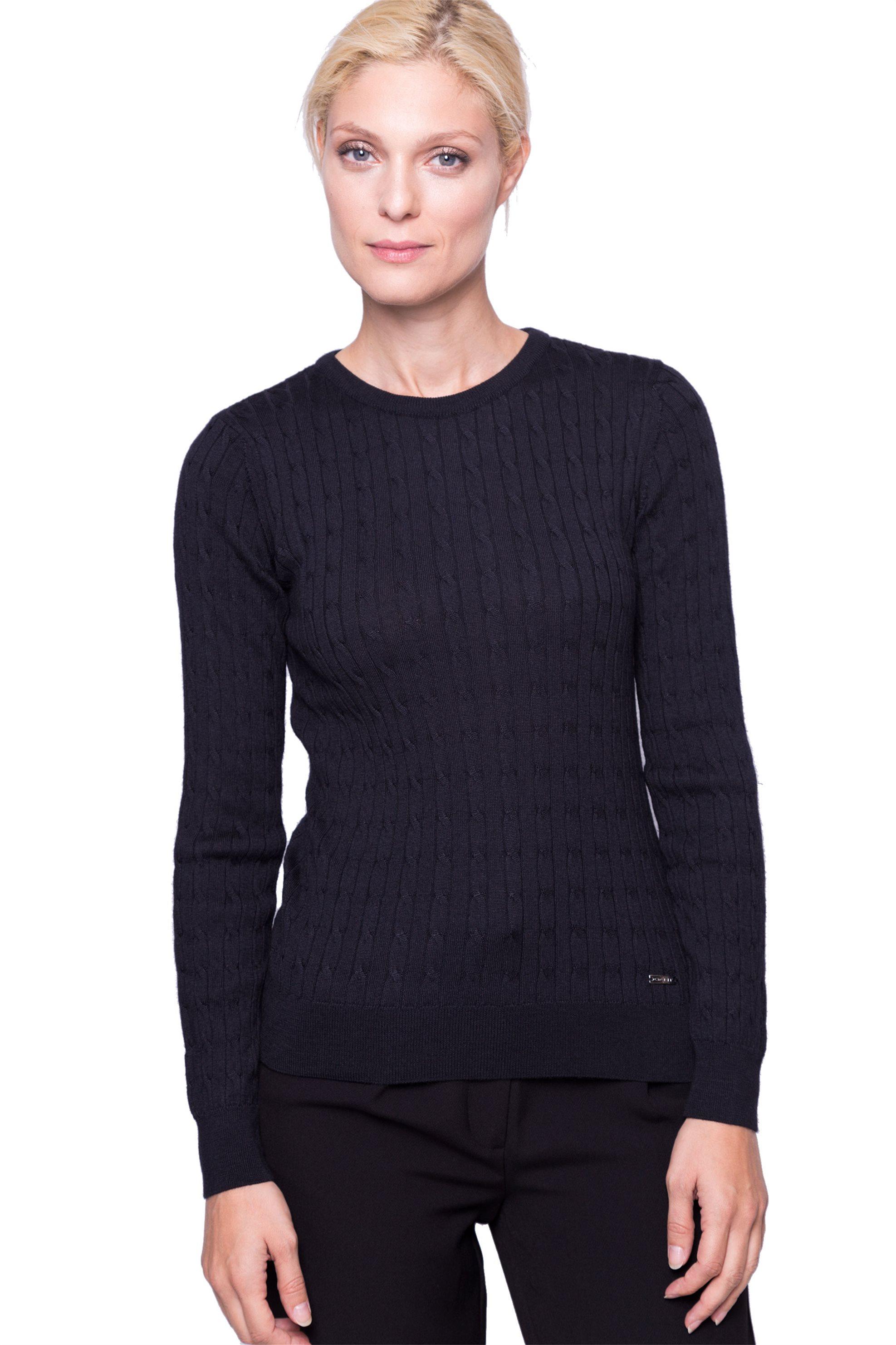 Γυναικείο Πουλόβερ Gant - 4804055 - Μαύρο