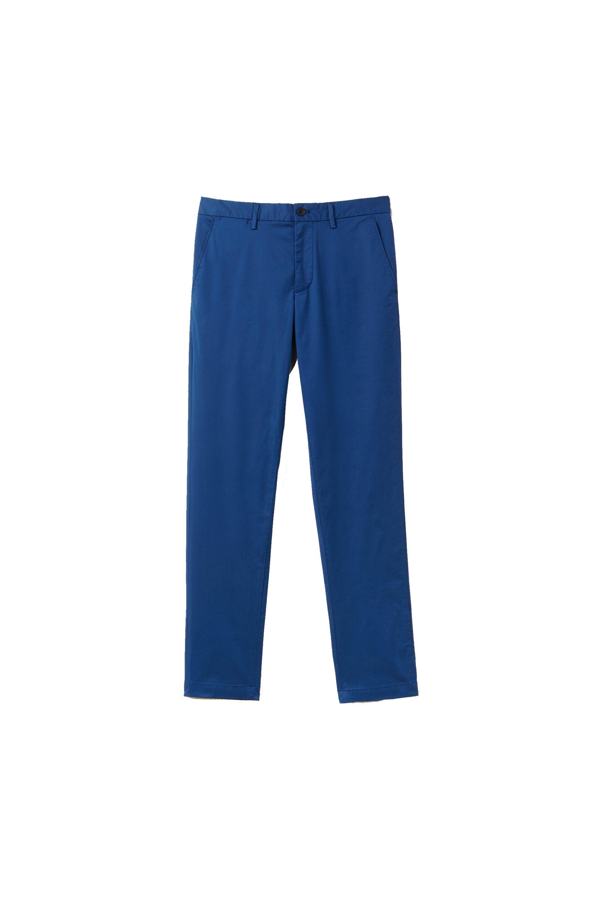 Ανδρικό παντελόνι chino μονόχρωμο Spring Bloom S/S 2018 Collection Lacoste - HH4 ανδρασ   ρουχα   παντελόνια   chinos