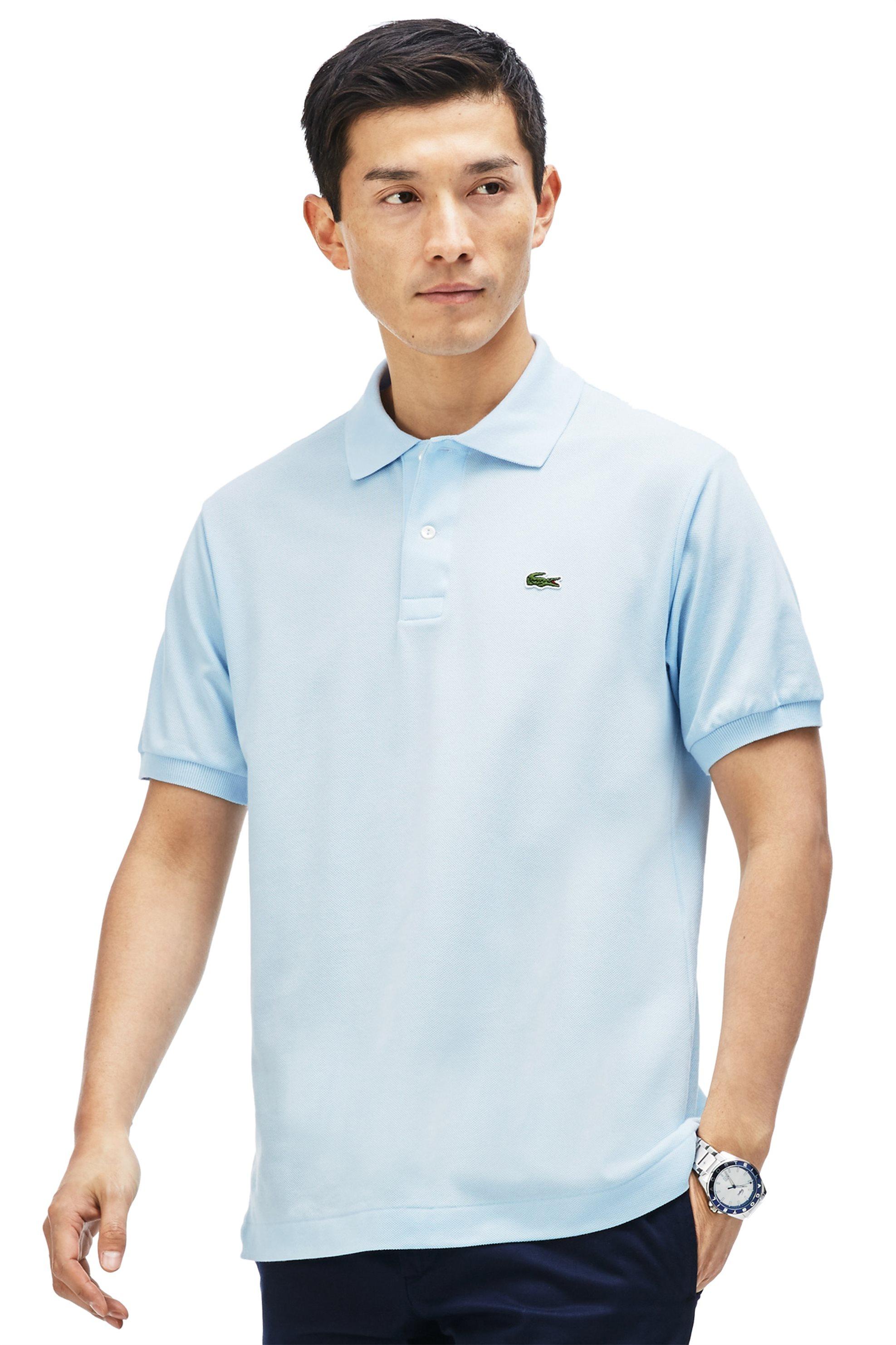 Notos Ανδρική μπλούζα L1212 Lacoste - L1212 - Μπλε Ανοιχτό 8268270893a