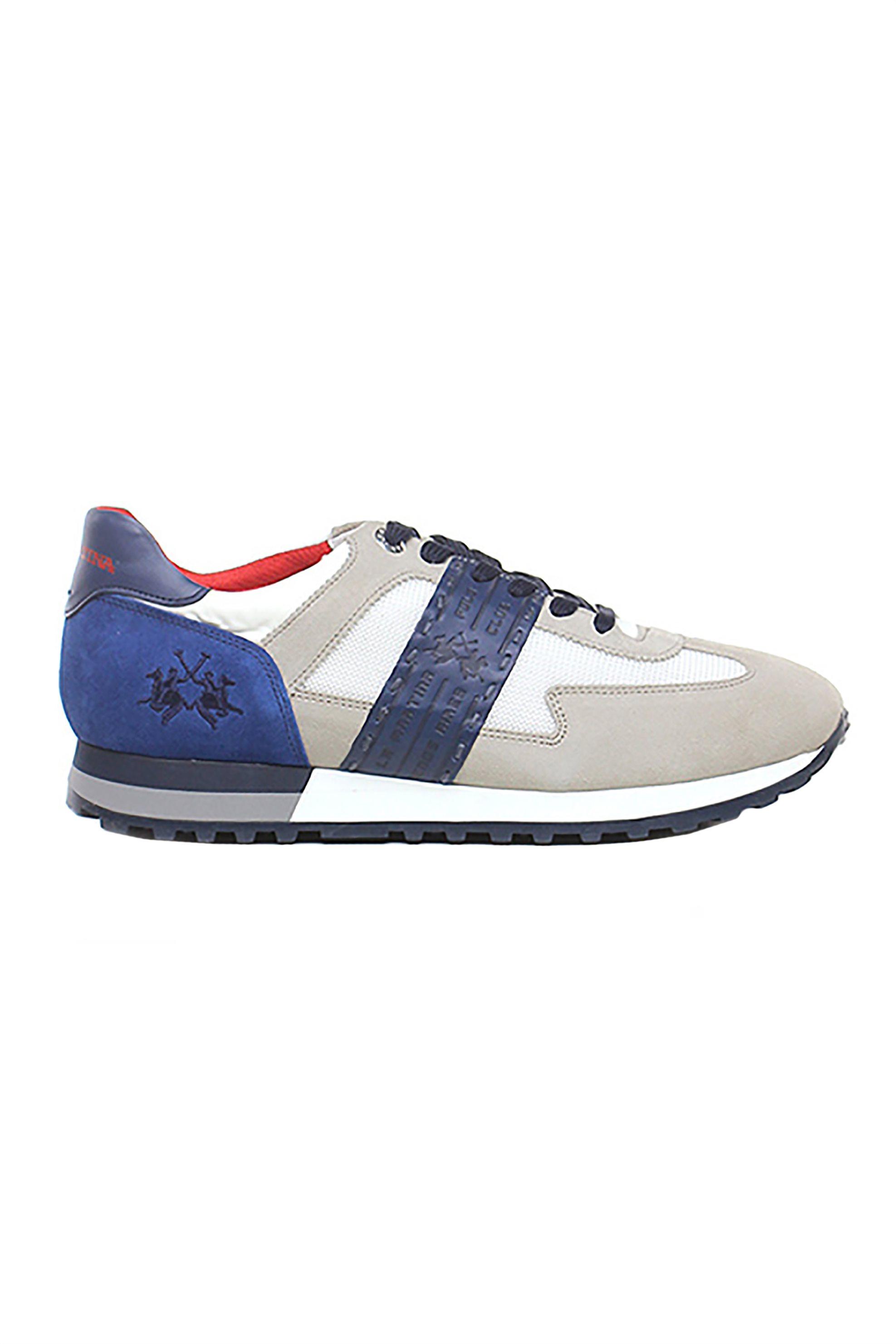 La Martina ανδρικά sneakers με κορδόνια – LFM201023-2300 – Πολύχρωμο