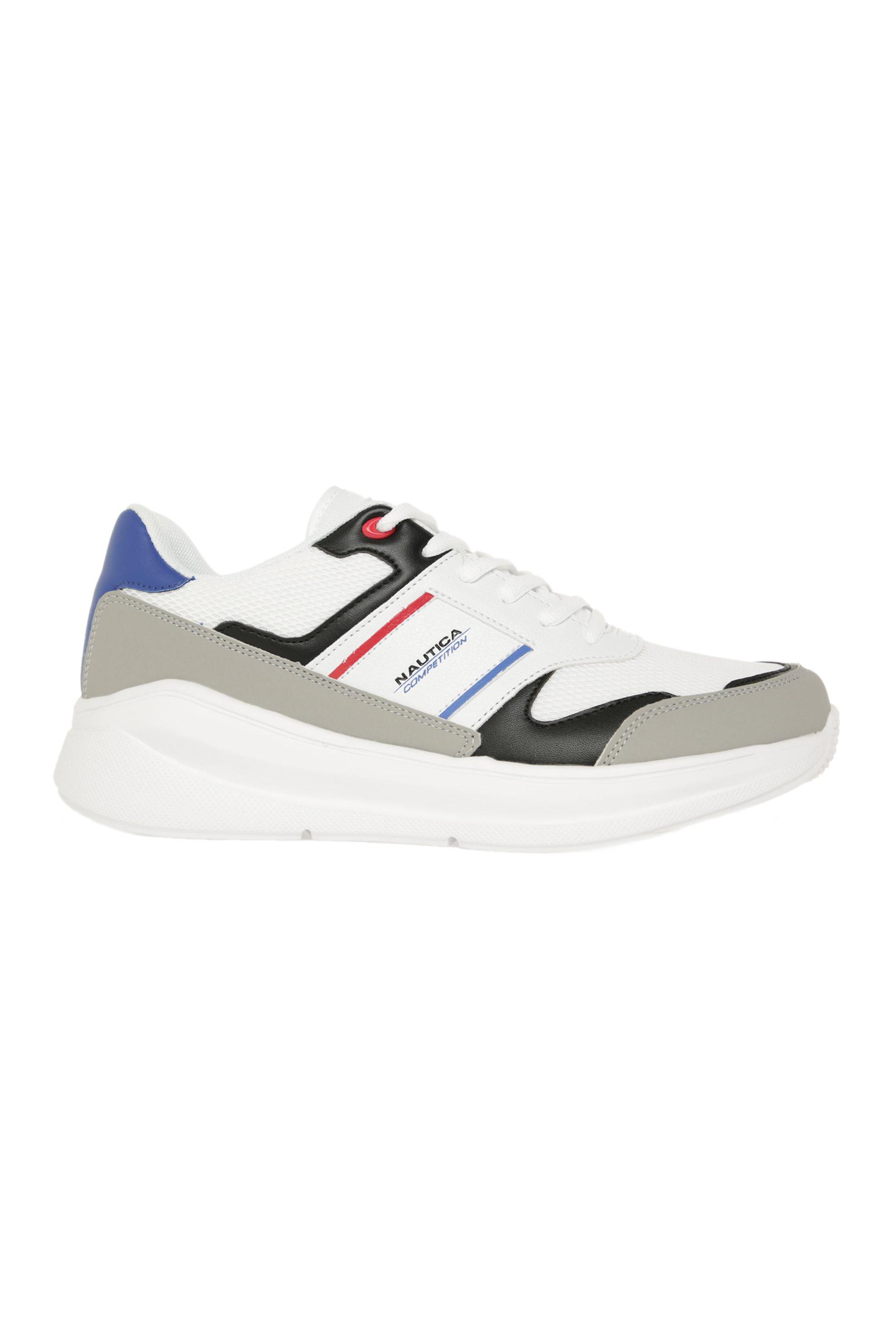 "Nautica ανδρικά sneakers ""Murillo"" – EL1954 – Λευκό"