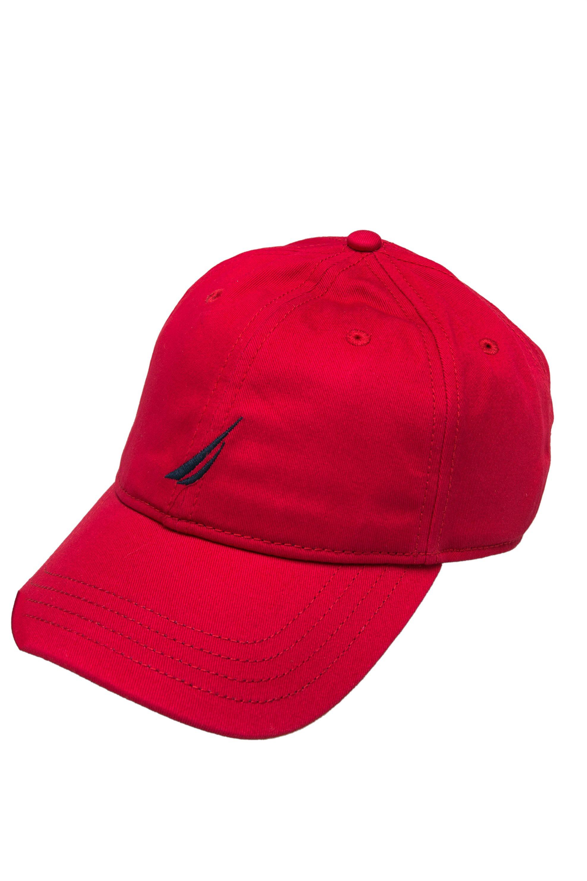 Ανδρικό καπέλο Nautica - H71055 - Κόκκινο ανδρασ   αξεσουαρ   καπέλα