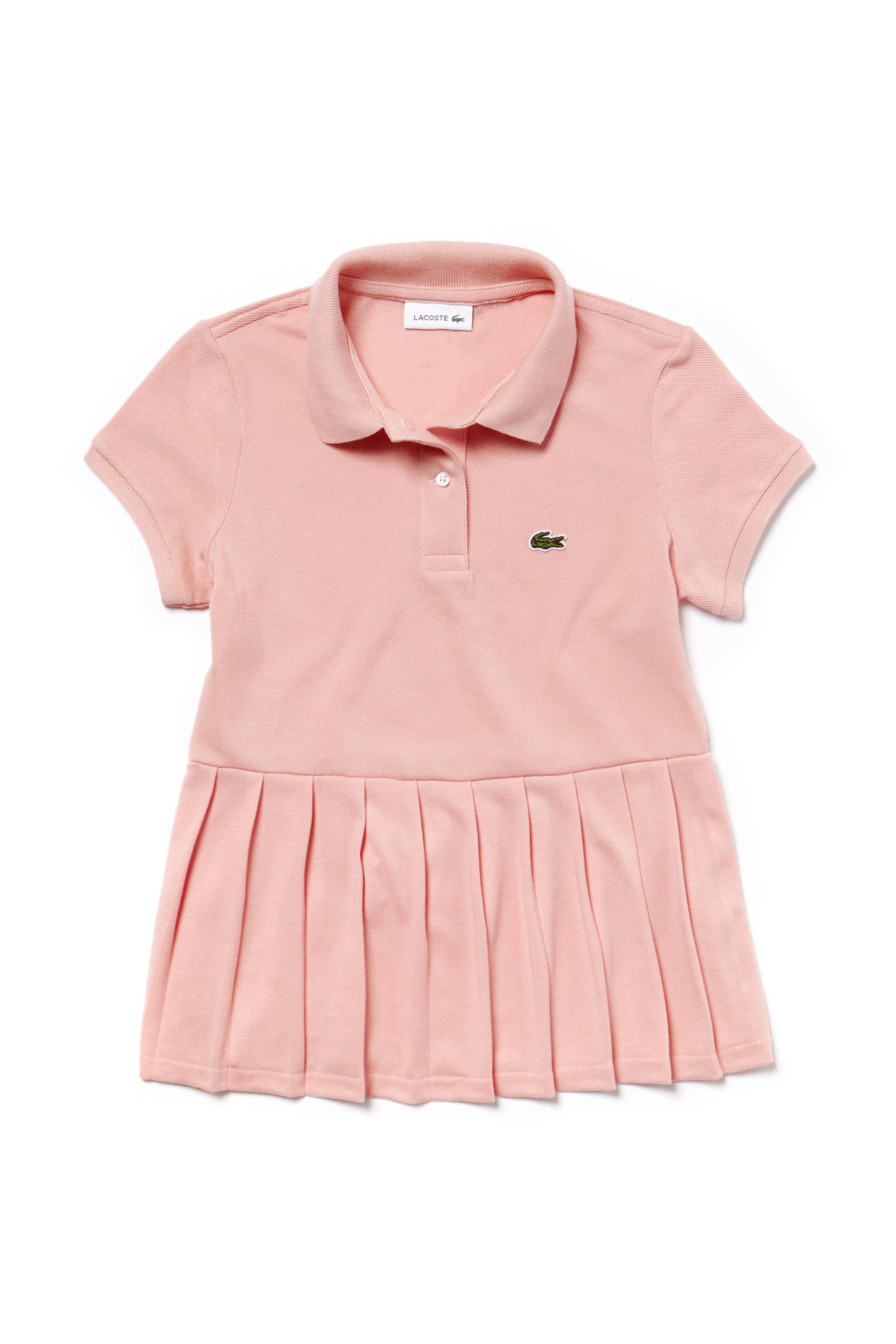 1048ded68b23 Notos Παιδική μπλούζα polo με πιέτες Lacoste - PJ2925 - Σομον