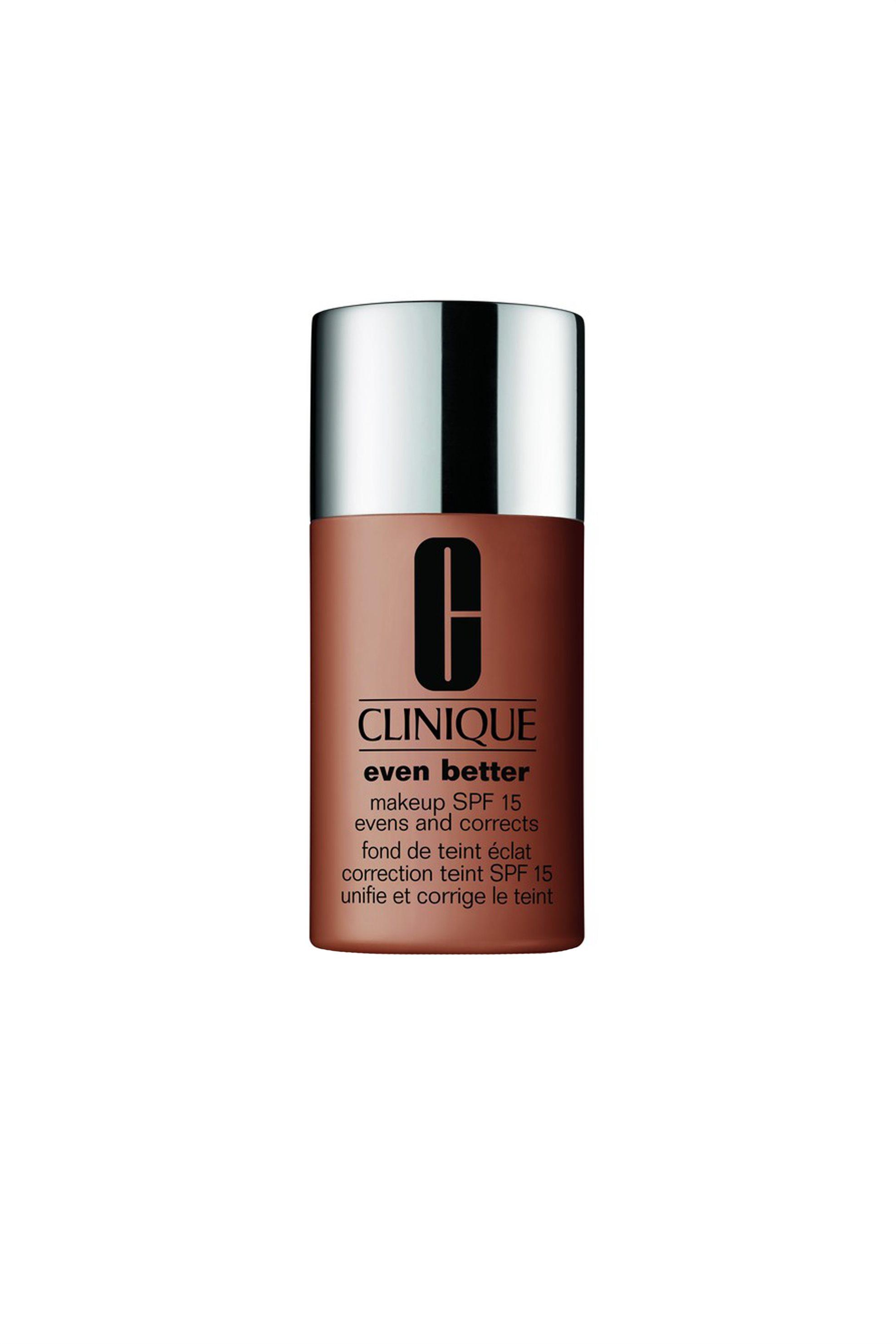 Clinique Even Better™ Makeup SPF 15 WN 124 Sienna 30 ml - 6MNY20A000 ομορφια   καλλυντικα επιλεκτικησ   μακιγιάζ   πρόσωπο   make ups   foundations