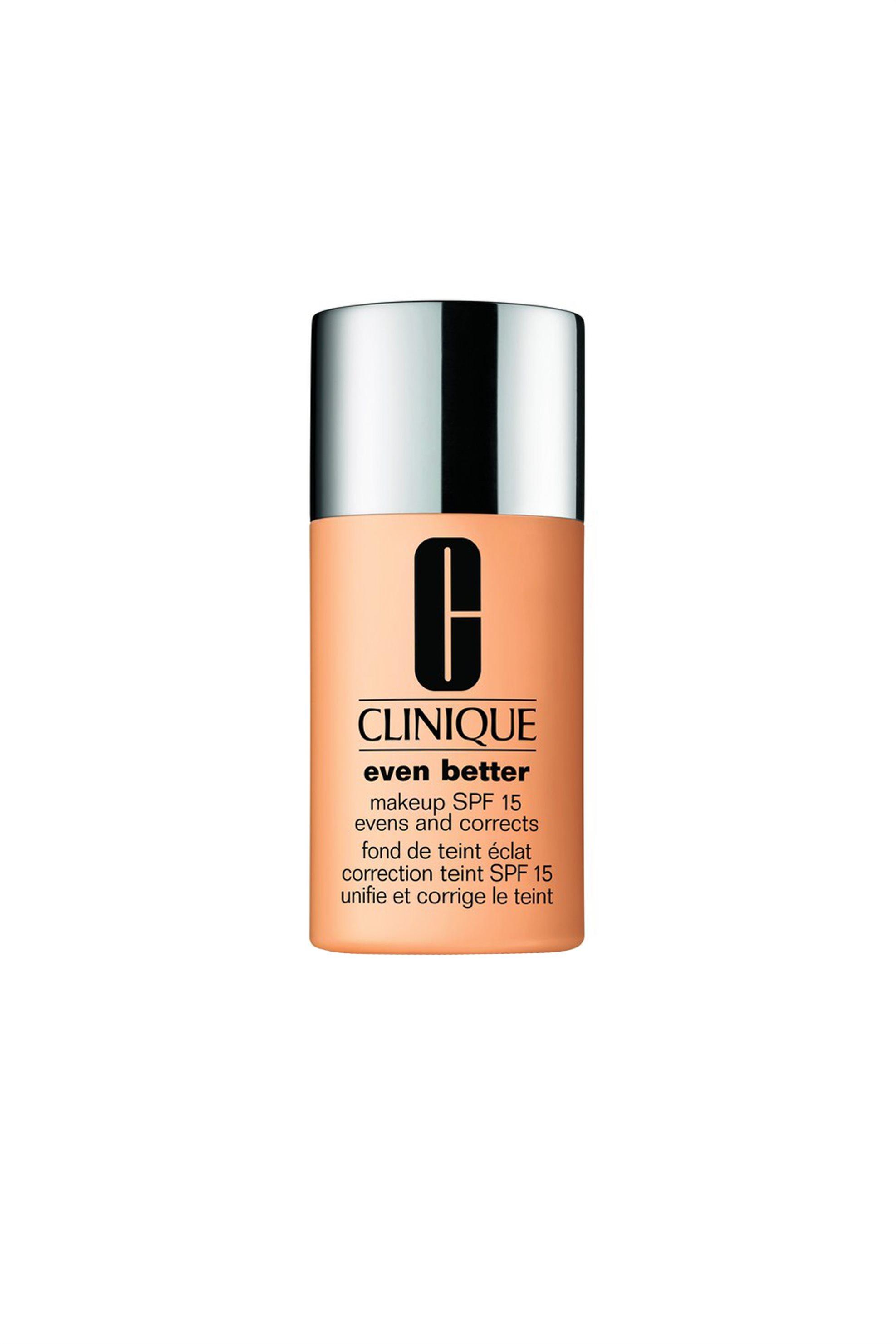 Clinique Even Better™ Makeup SPF 15 WN 68 Brulee 30 ml - 6MNY35A000 ομορφια   καλλυντικα επιλεκτικησ   μακιγιάζ   πρόσωπο   make ups   foundations