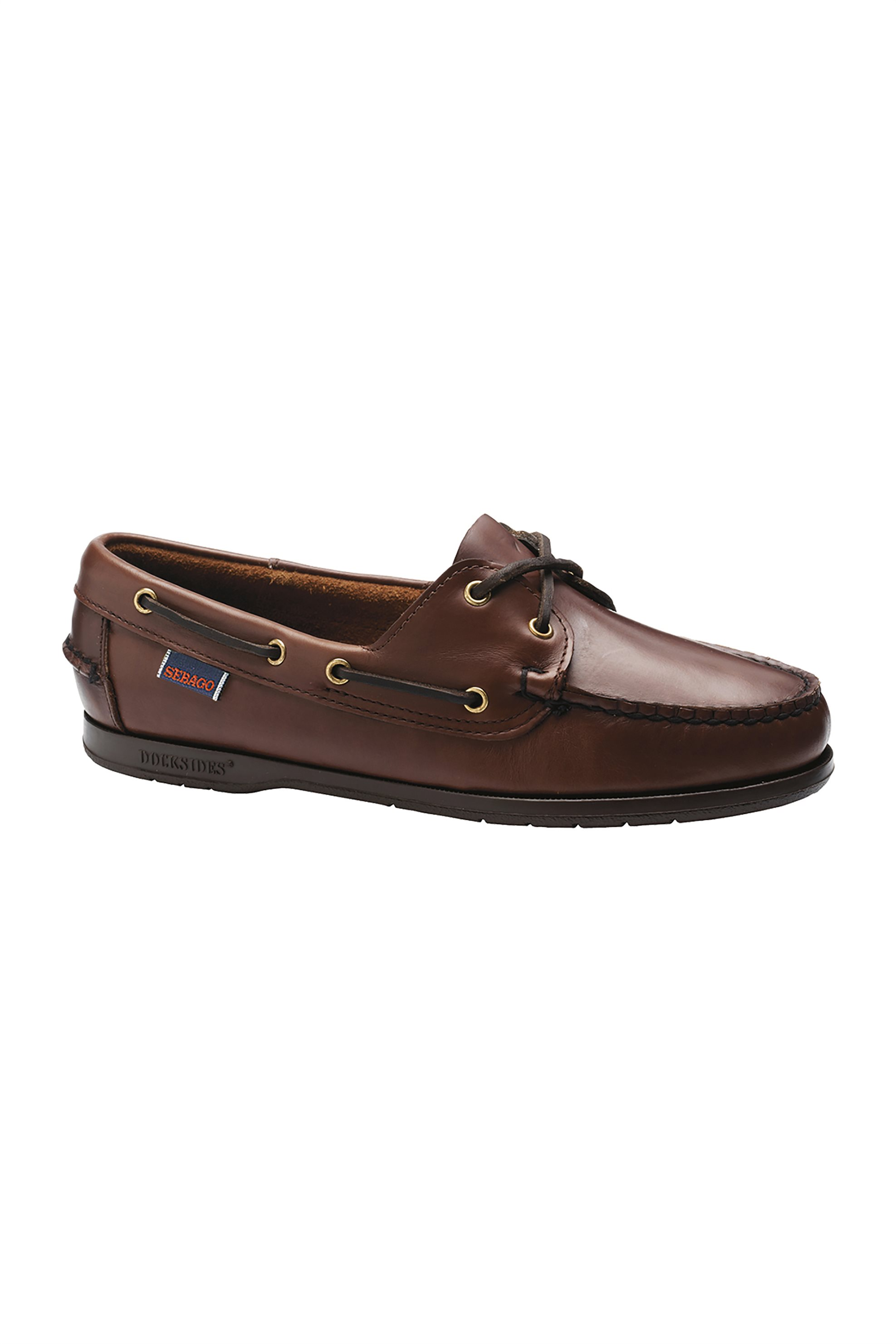 Sebago ανδρικά παπούτσια boats Victory Brown - B52043 - Καφέ boats