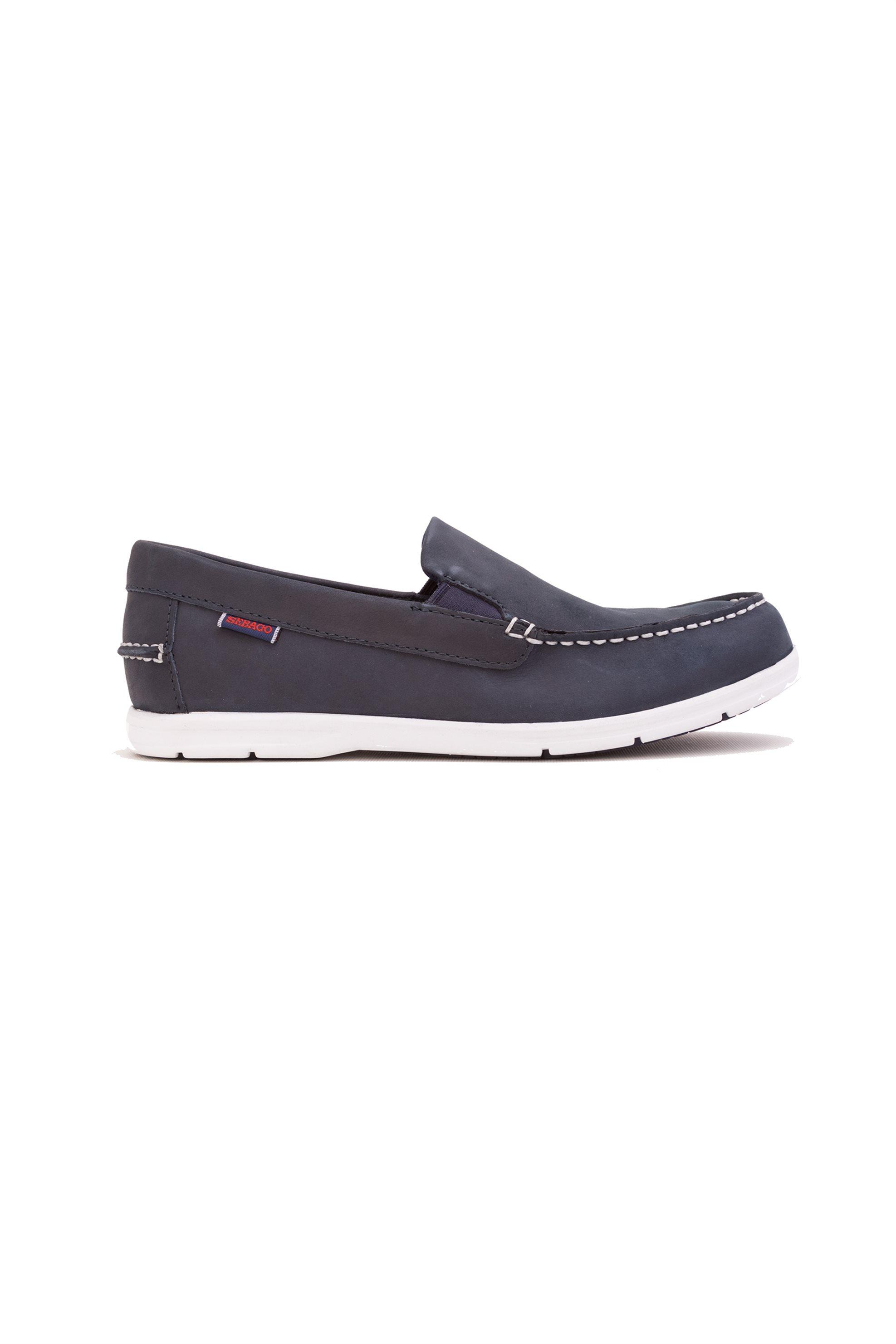 Ανδρικά παπούτσια boats χωρίς κορδόνια Sebago - B864071 - Μπλε Σκούρο ανδρασ   παπουτσια   boats