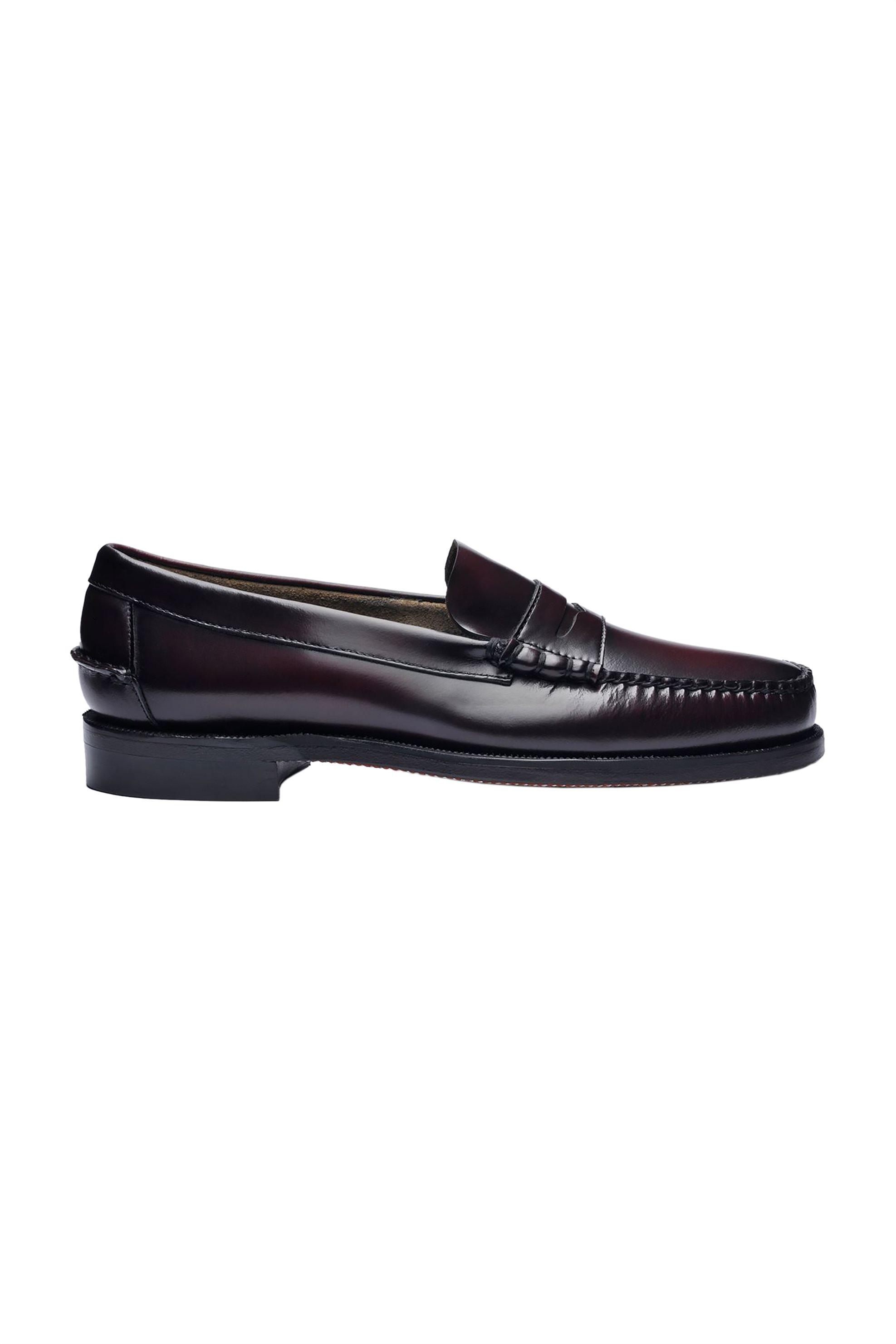 c9d14c84677 Notos Sebago ανδρικα loafers δερματινα Classic Dan - L7000300-903 - Καφε