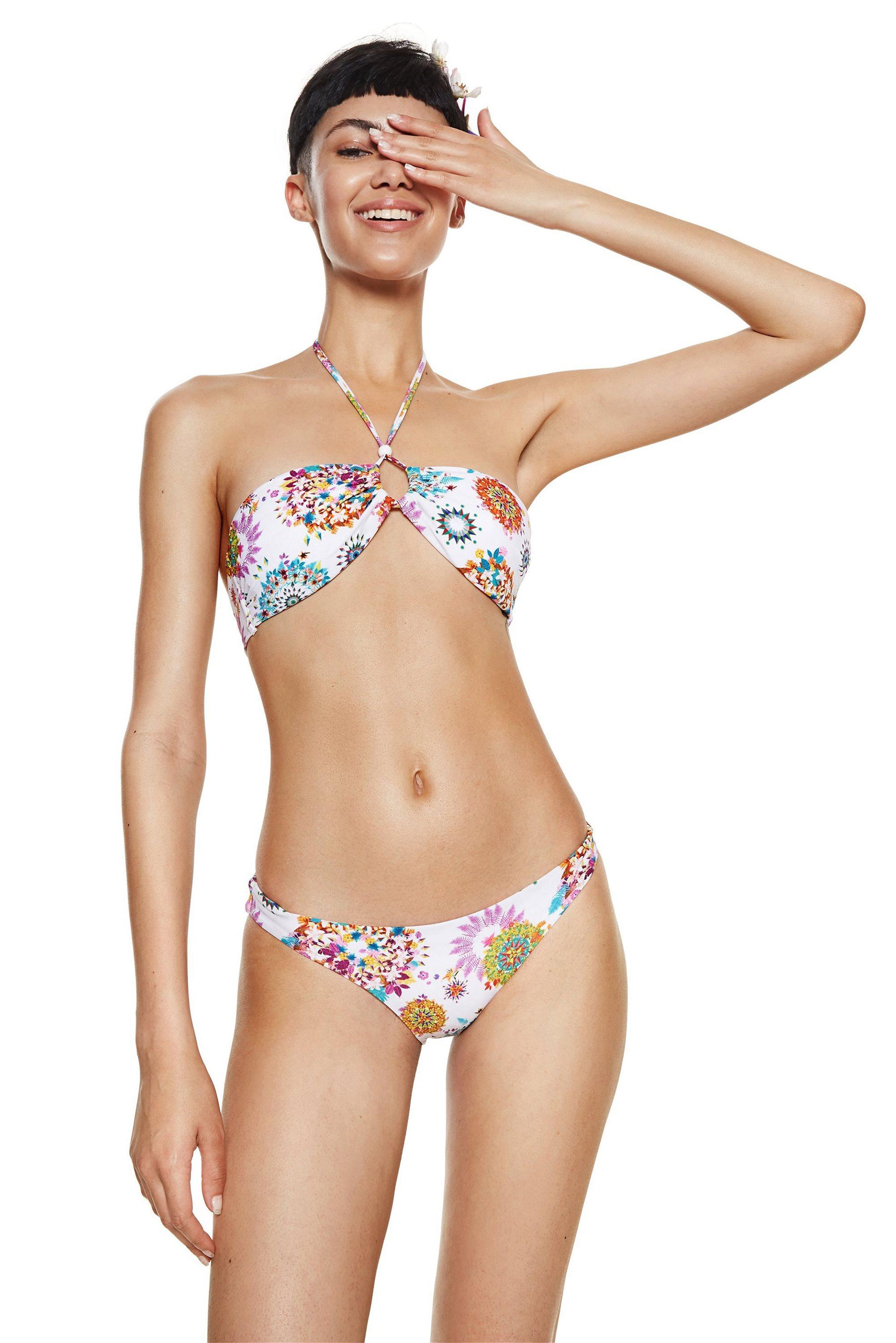 Γυναικεία   Παραλία   Μαγιό   Colourful Floral Bikini ... d136dabc2c2