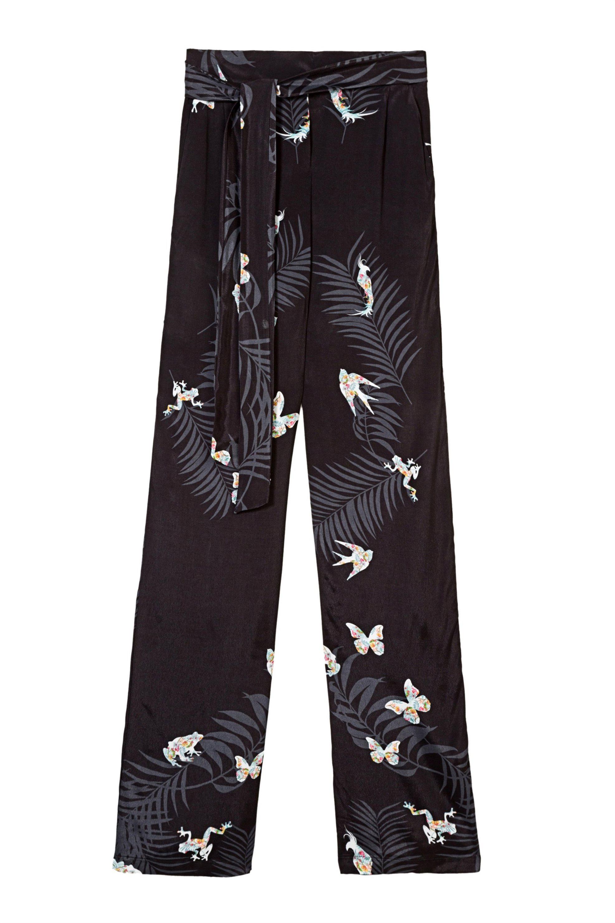 25c333616e8d Γυναικεία   Ρούχα   Παντελόνια   Casual   Παντελόνες   Floral ...