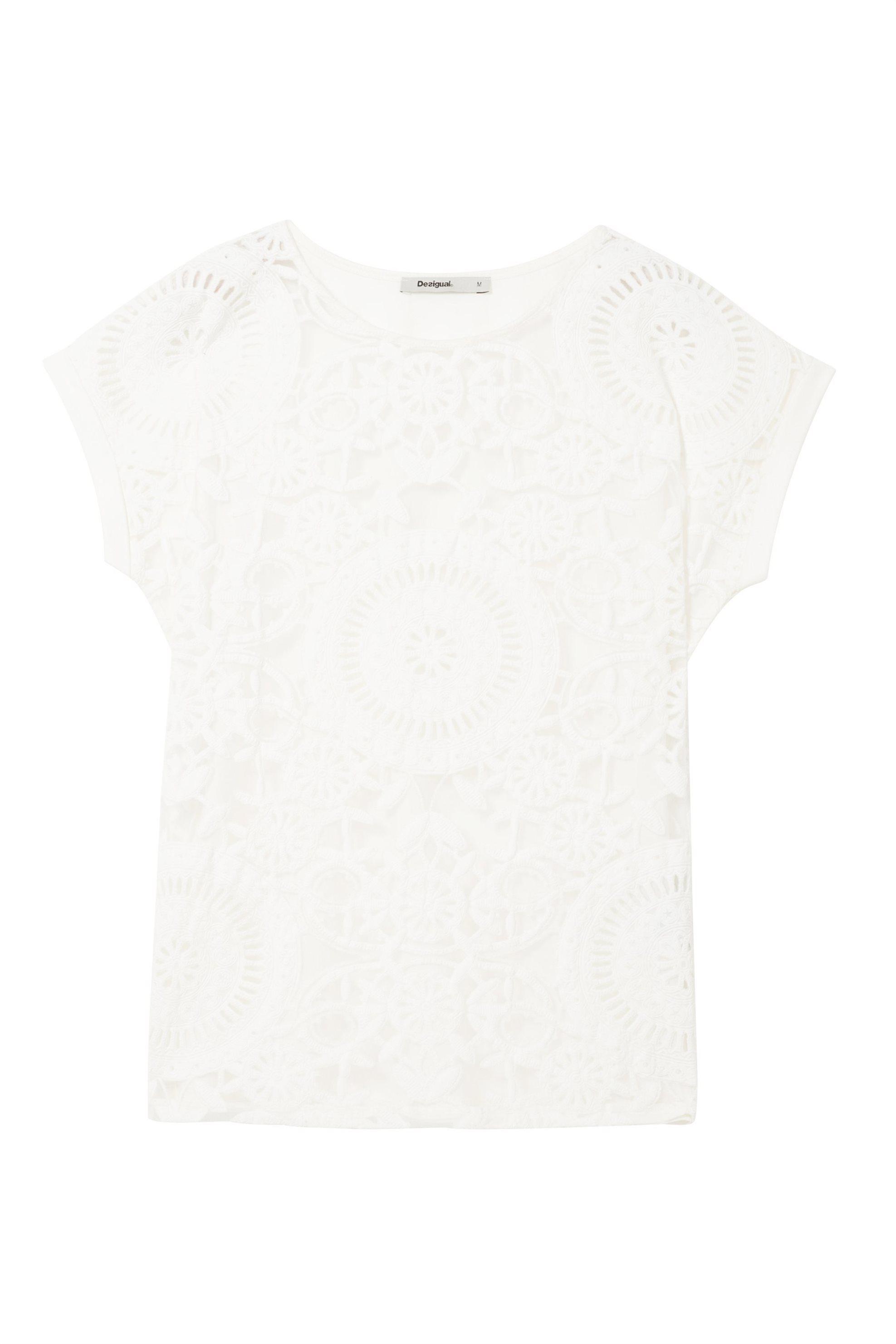 35a51051ca8d Γυναικεία   Ρούχα   Μπλούζες   All Day   Γυναικεία μπλούζα πουά ...