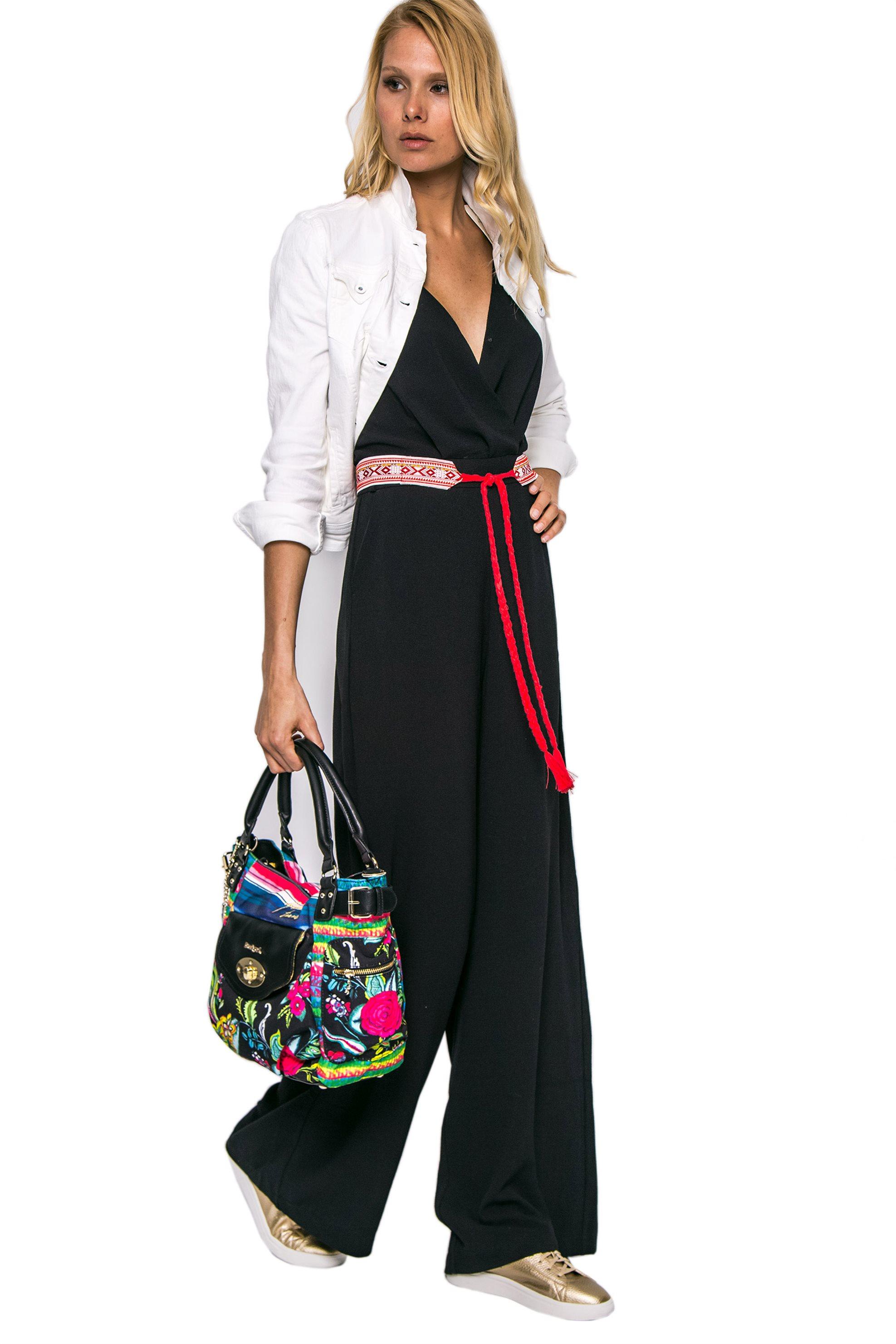 Γυναικεία   Ρούχα   Ολόσωμα   Floral ολόσωμη κρουαζέ φόρμα 181f451aca2