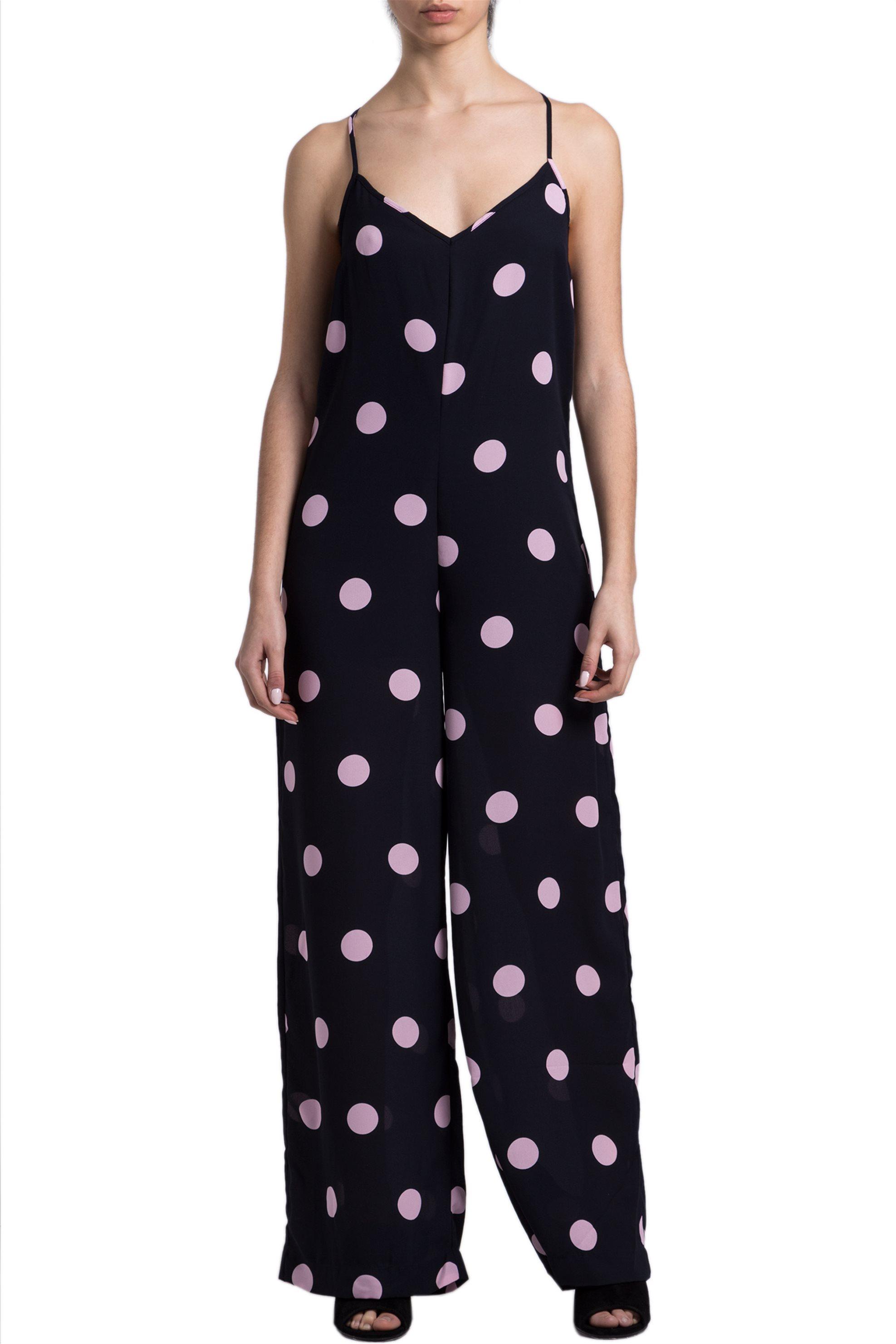 Γυναικεία ολόσωμη φόρμα Pepe Jeans - PL230211 - Μαύρο γυναικα   ρουχα   ολόσωμες φόρμες   σαλοπέτες