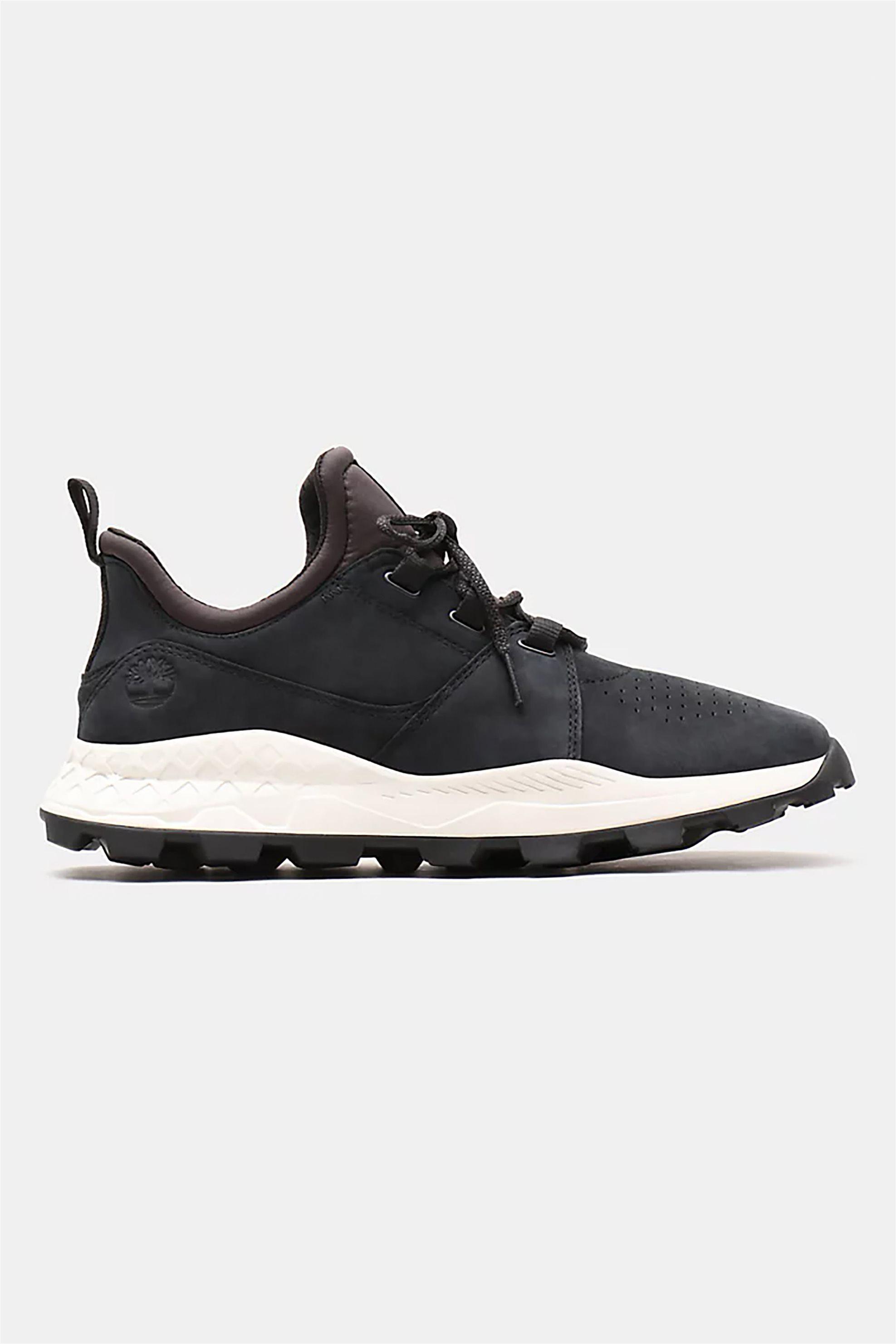 Timberland ανδρικά sneakers με κορδόνια «Brooklyn Oxford» – TB0A2BBT0011 – Μαύρο