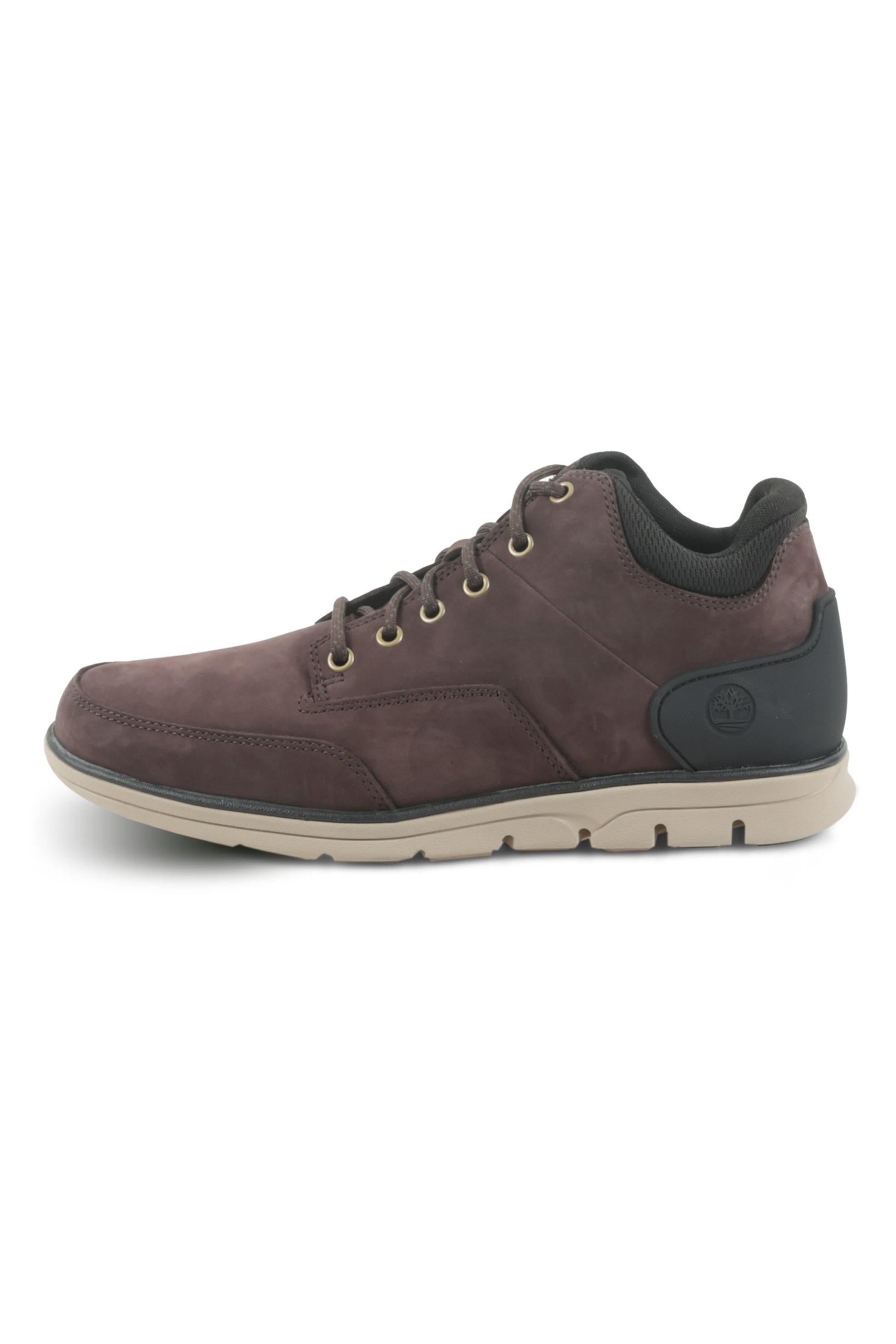 Timberland ανδρικά μποτάκια με κορδόνια «Bradstree Chukka With Molded Heel» – TB0A27KE5441 – Καφέ