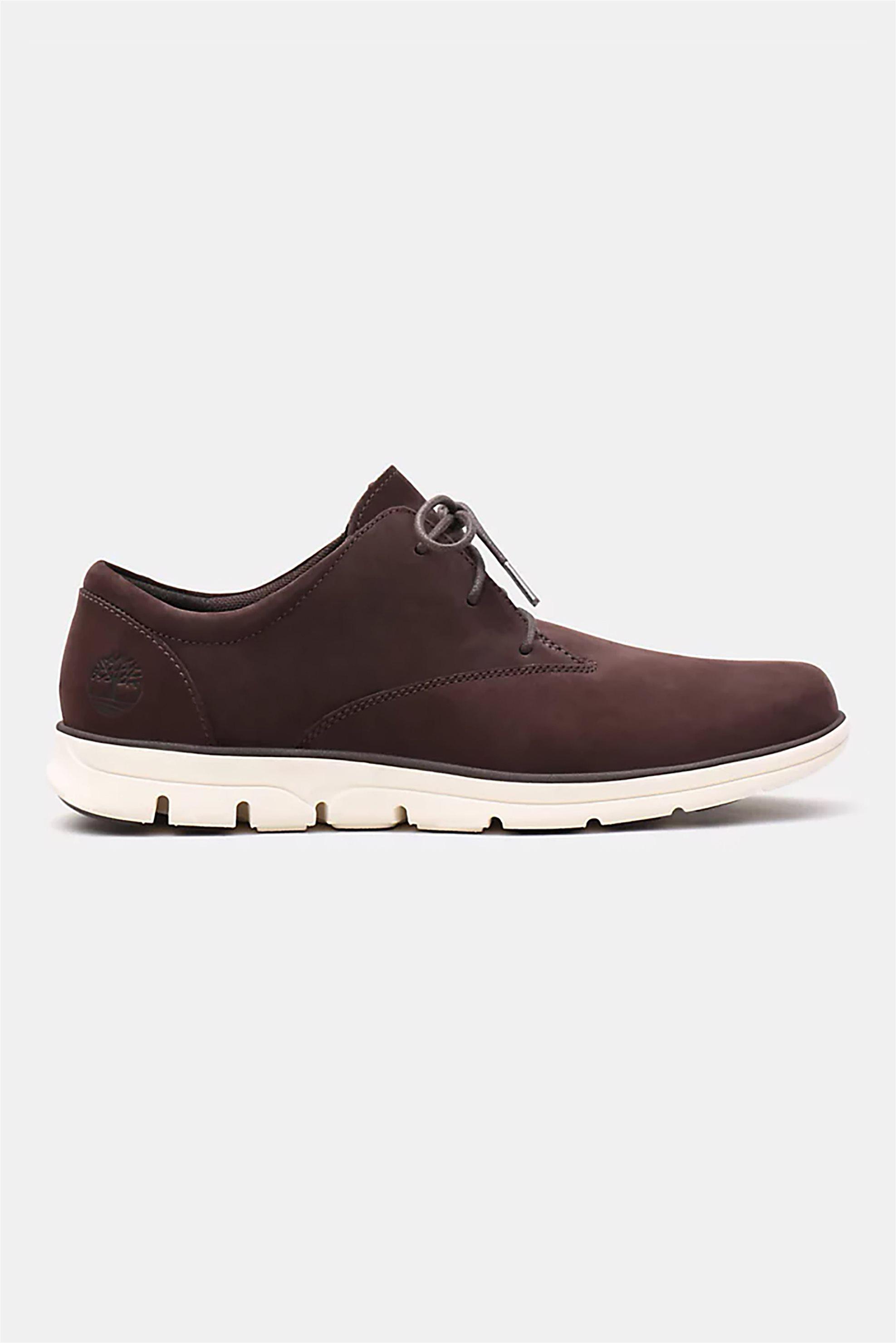 Τimberland ανδρικά suede παπούτσια Oxford «Bradstreet» – TB0A26JK5441 – Καφέ