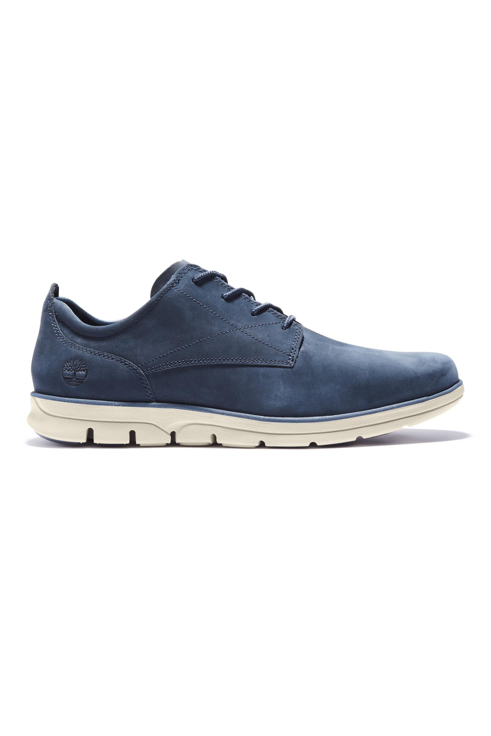 "Timberland ανδρικά παπούτσια ""Bradstreet Plain Toe"" – TB0A2C6N0191 – Μπλε Σκούρο"