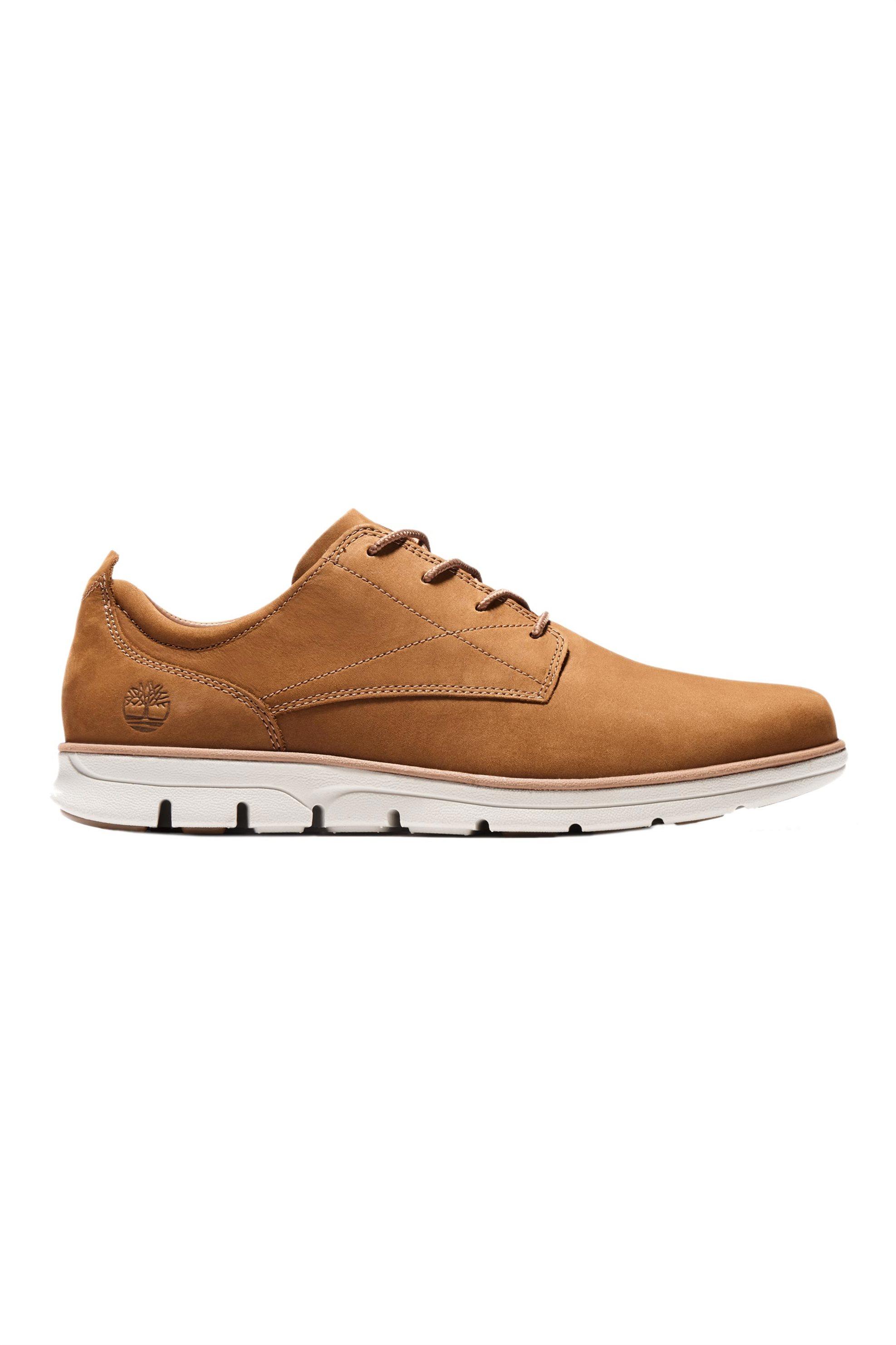 "Timberland ανδρικά παπούτσια ""Bradstreet Plain Toe"" – TB0A2A3EF131 – Ταμπά"