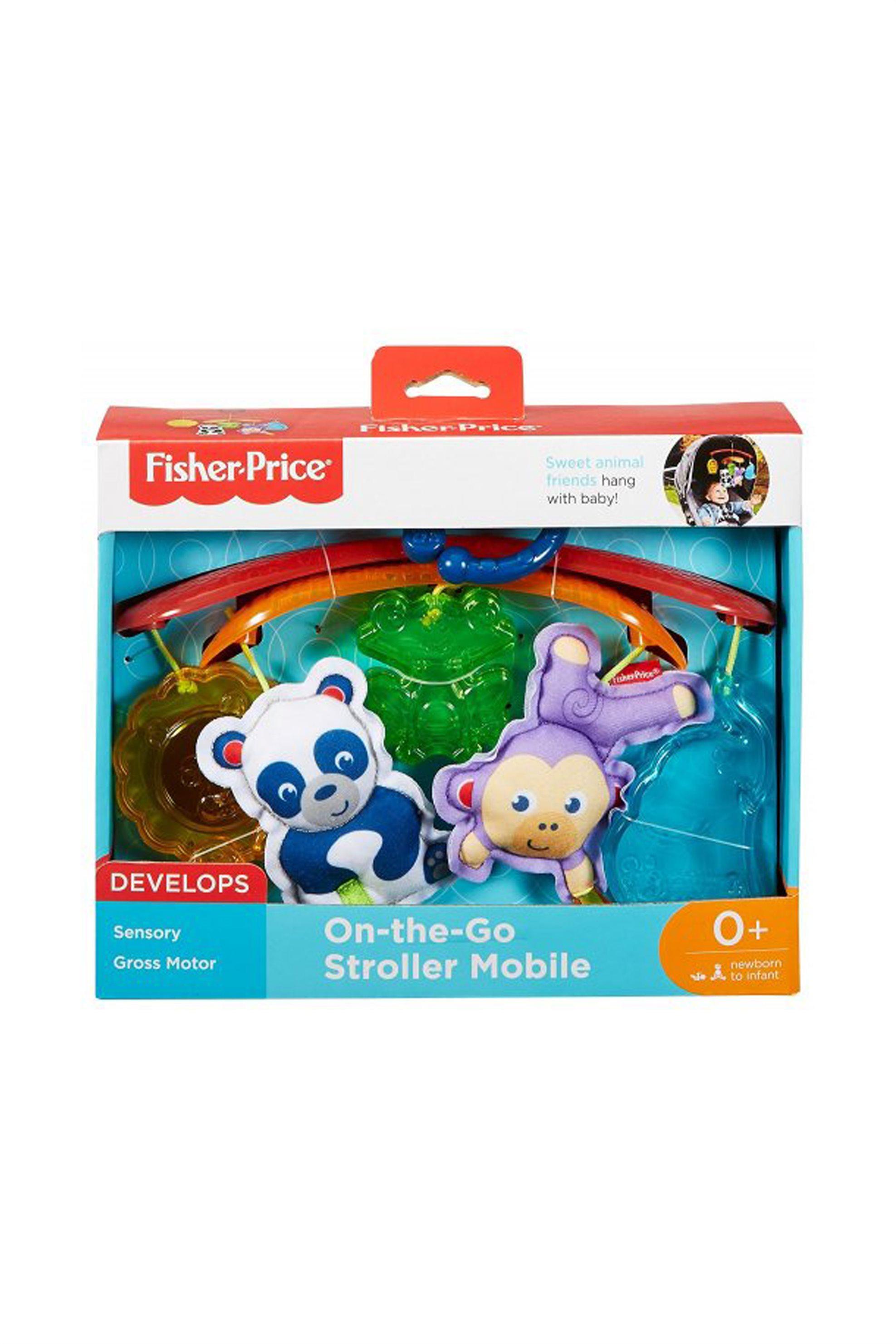 Mattel Μίνι Περιστρεφόμενο Με Ζωάκια Fisher Price - DYW54 παιδι   παιχνιδια   bebe