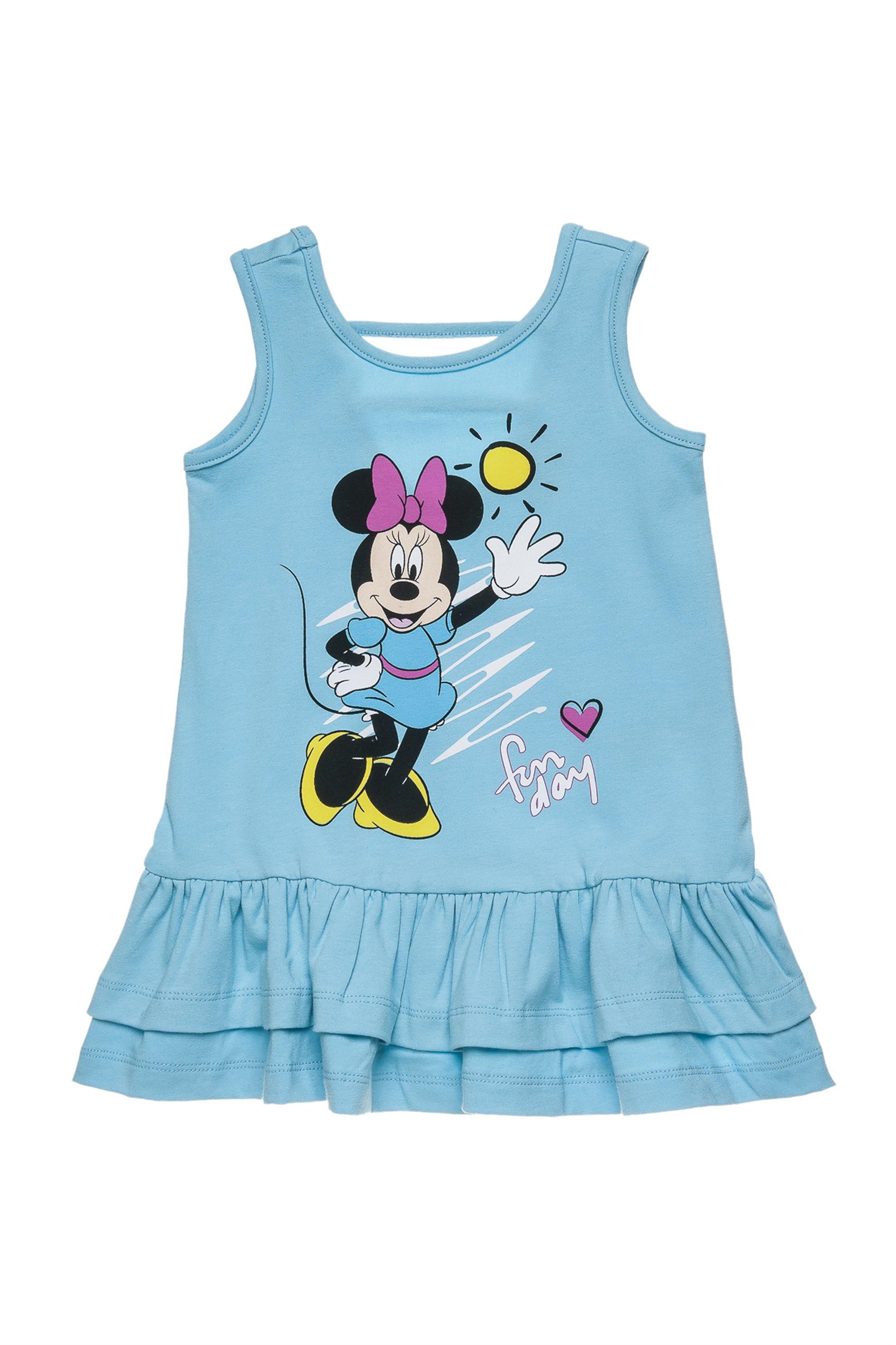 Βρεφικό φόρεμα αμάνικο Minnie Mouse Disney - 00340199 - Τυρκουάζ παιδι   βρεφικα κοριτσι   0 3 ετων   κοριτσι   4 14 ετων   ρούχα   φορέματα   φο