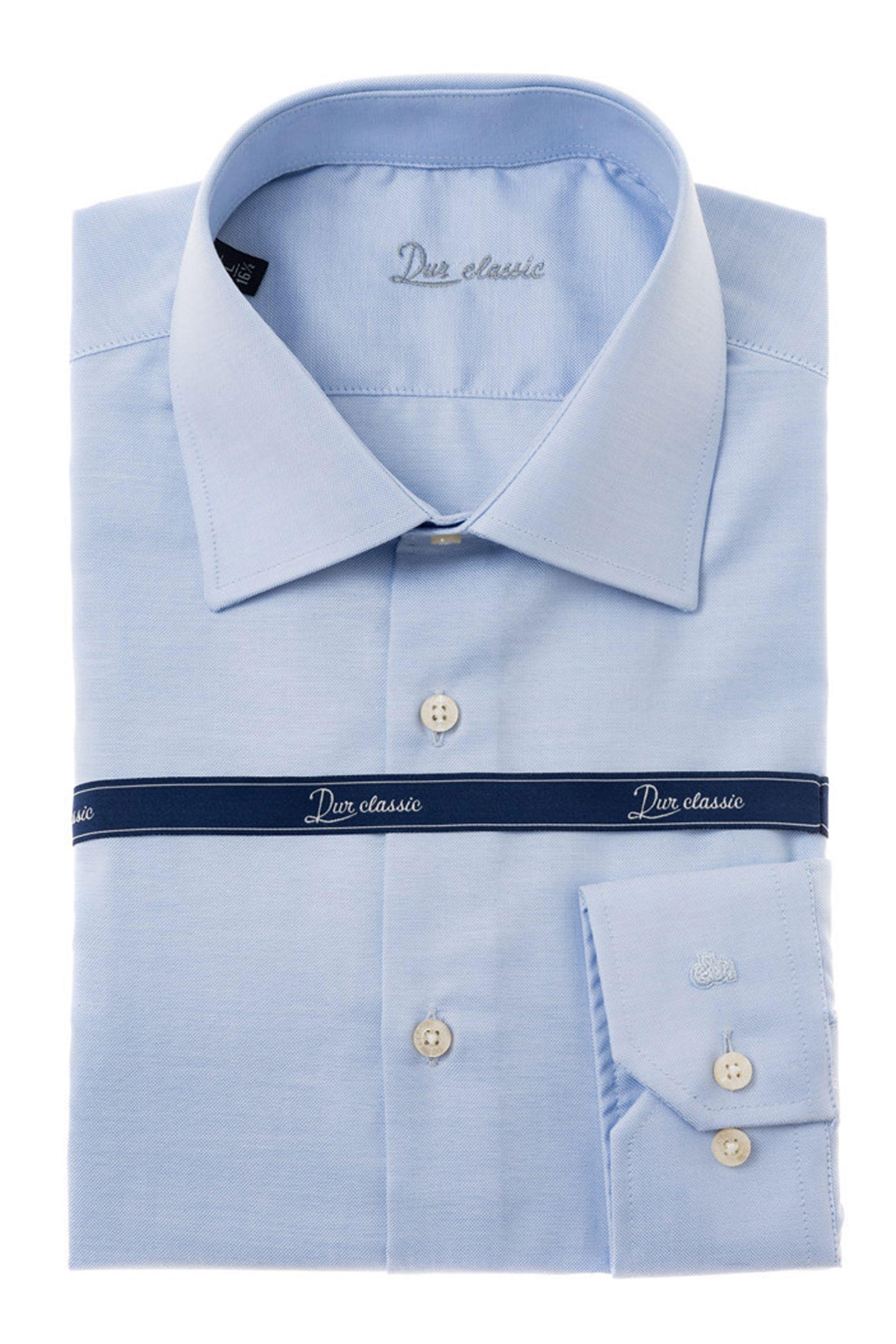e06512f9b976 Notos Dur ανδρικό πουκάμισο Oxford - 10000046 - Γαλάζιο