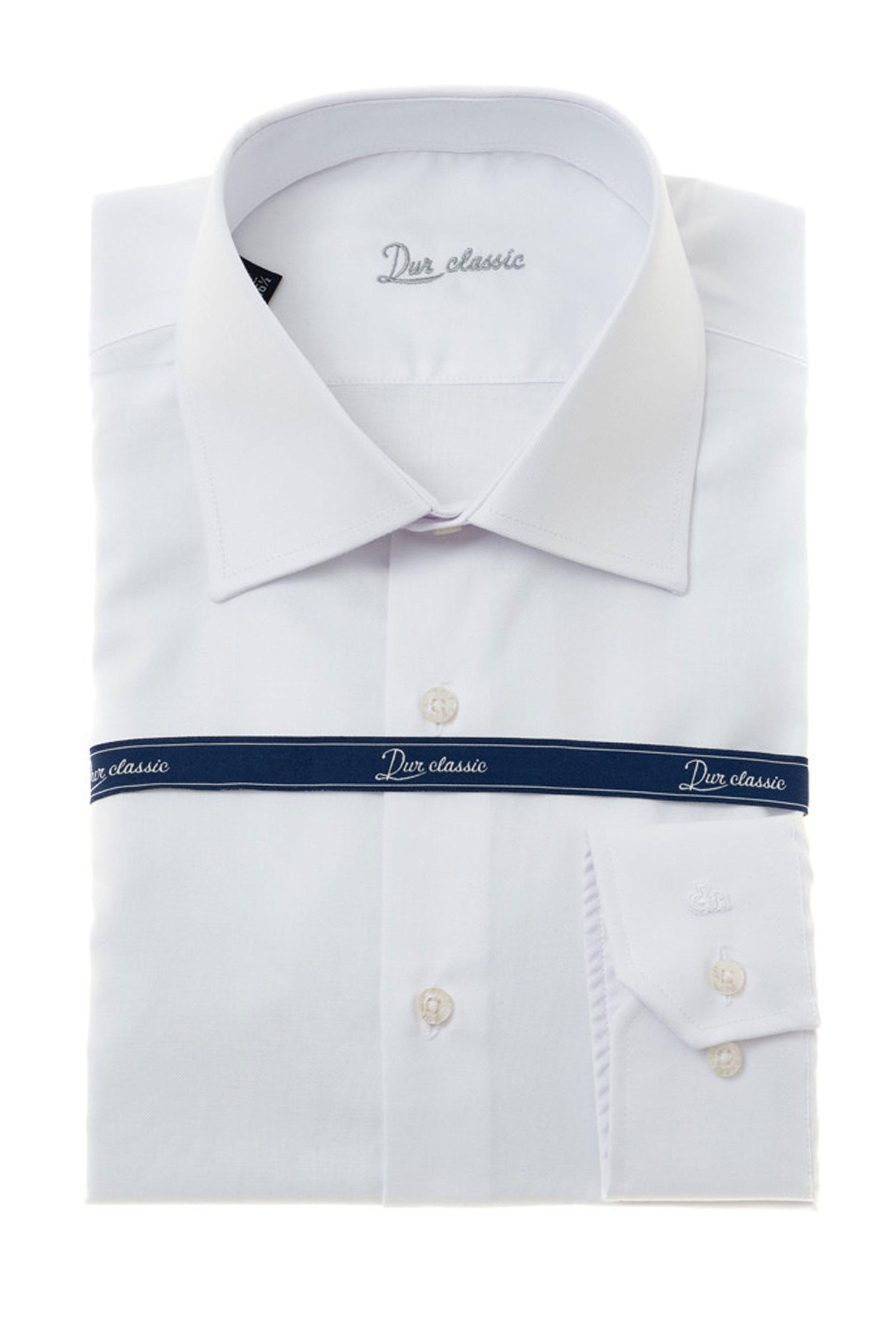 12cd3984f8a6 Notos Dur ανδρικό πουκάμισο Oxford - 10000046 - Λευκό