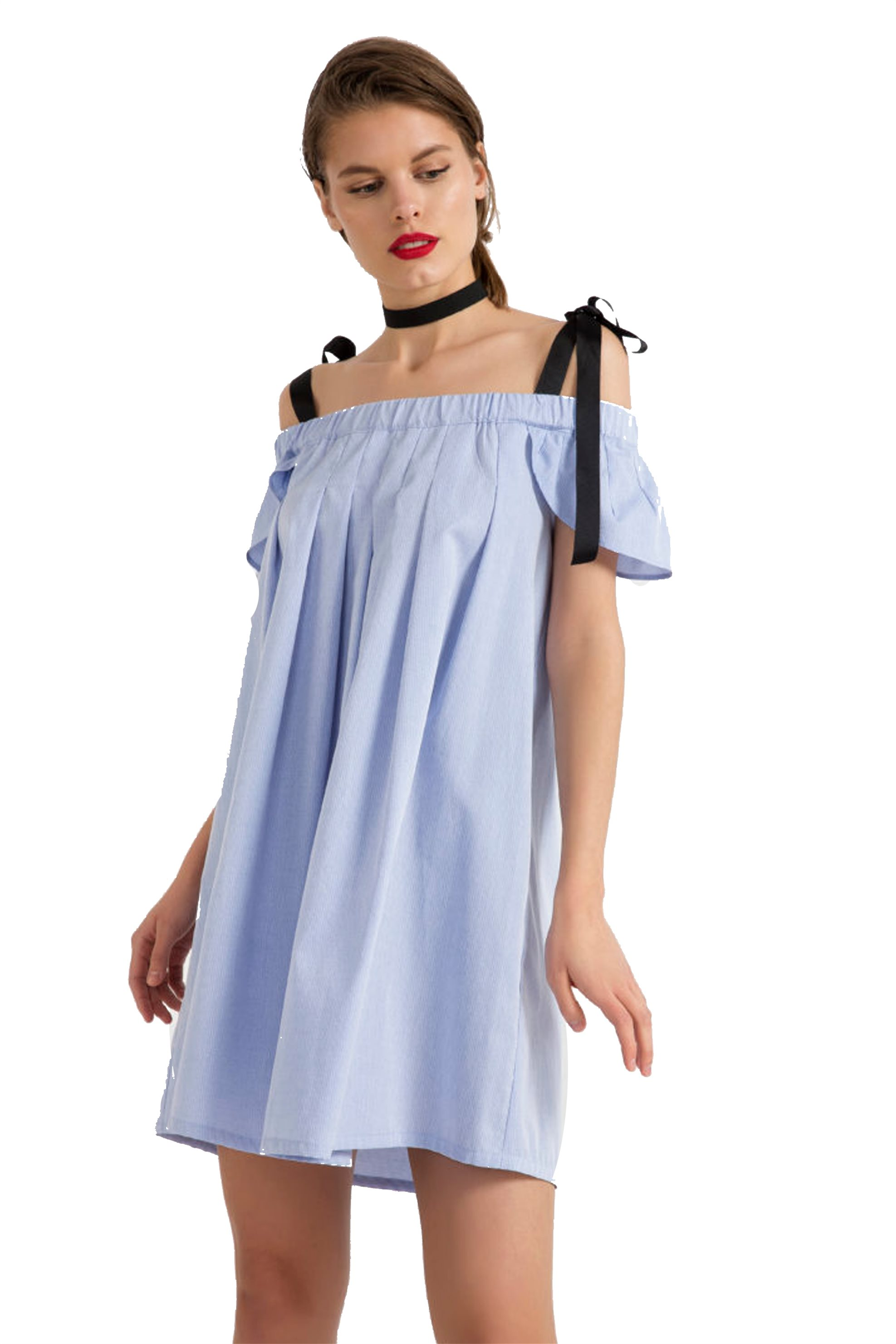 Γυναικεία   Ρούχα   Φορέματα   Καθημερινά   Γυναικείο φόρεμα λευκό ... 756d1c27e9b