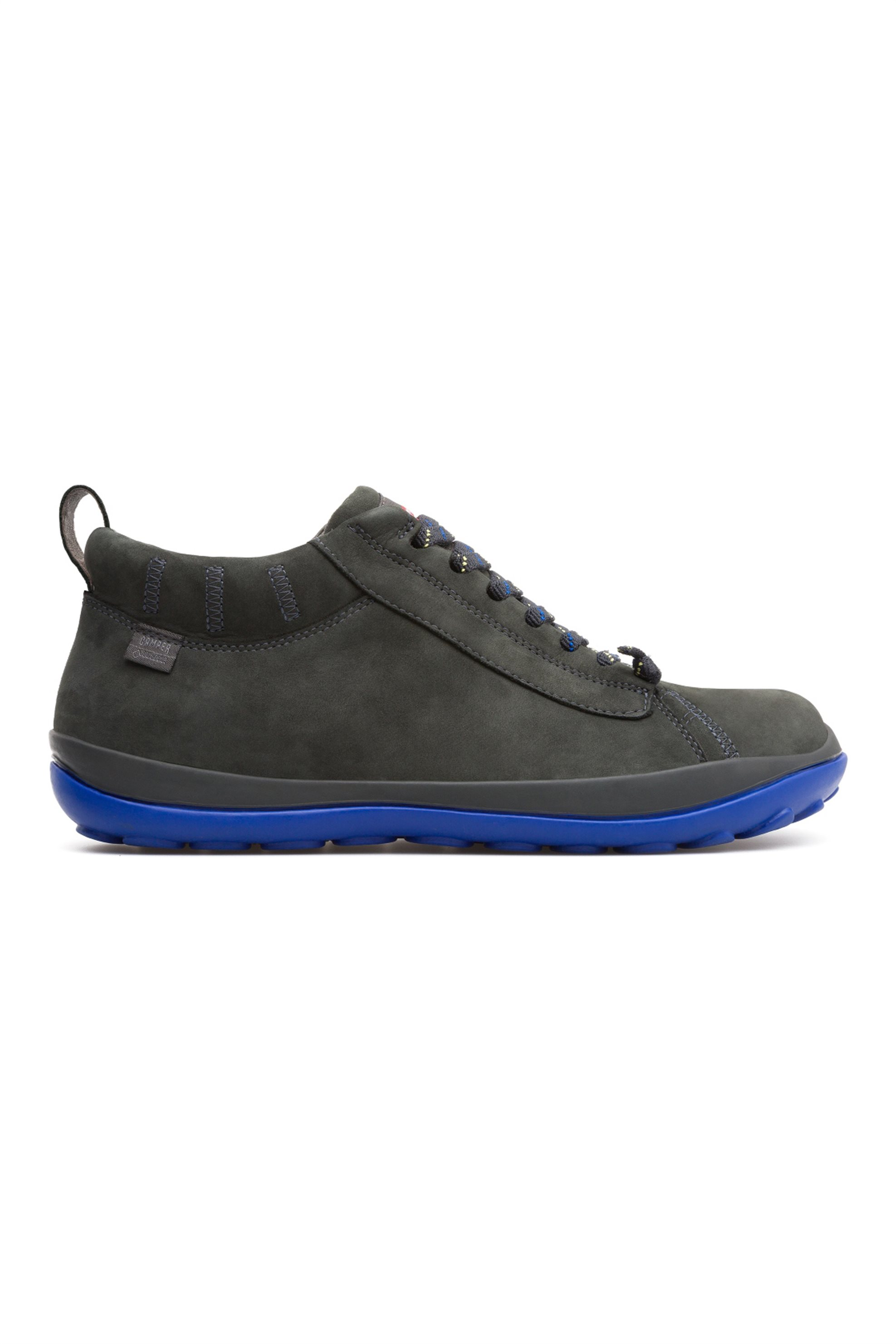 Camper ανδρικά παπούτσια σουέτ Gore-Tex® Peu Pista - 36544-066 - Ανθρακί ανδρασ   παπουτσια   trainers   sneakers