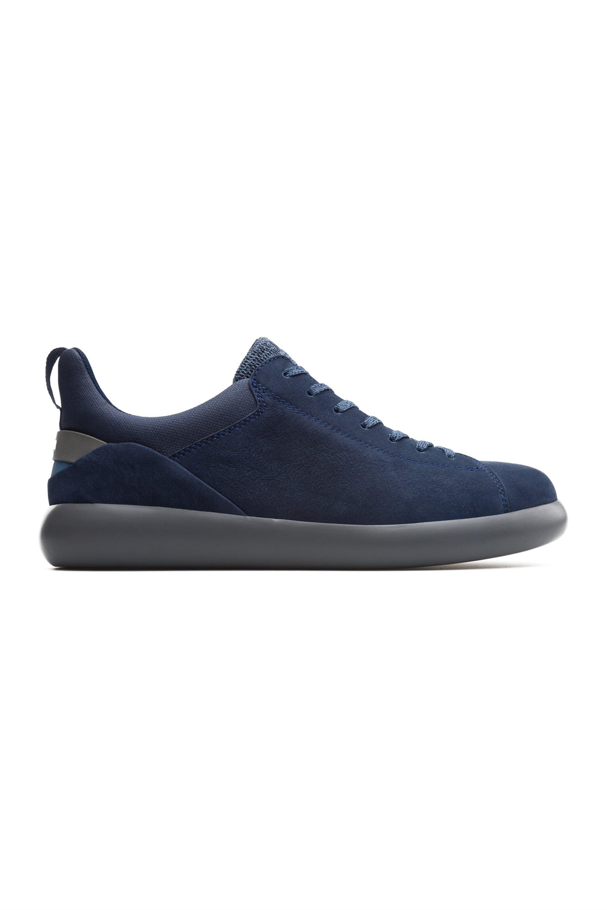 bd67c5c382b4 Notos Camper ανδρικά παπούτσια με κορδόνια σκούρα μπλε Capsule –  K100374-004 – Μπλε Σκούρο