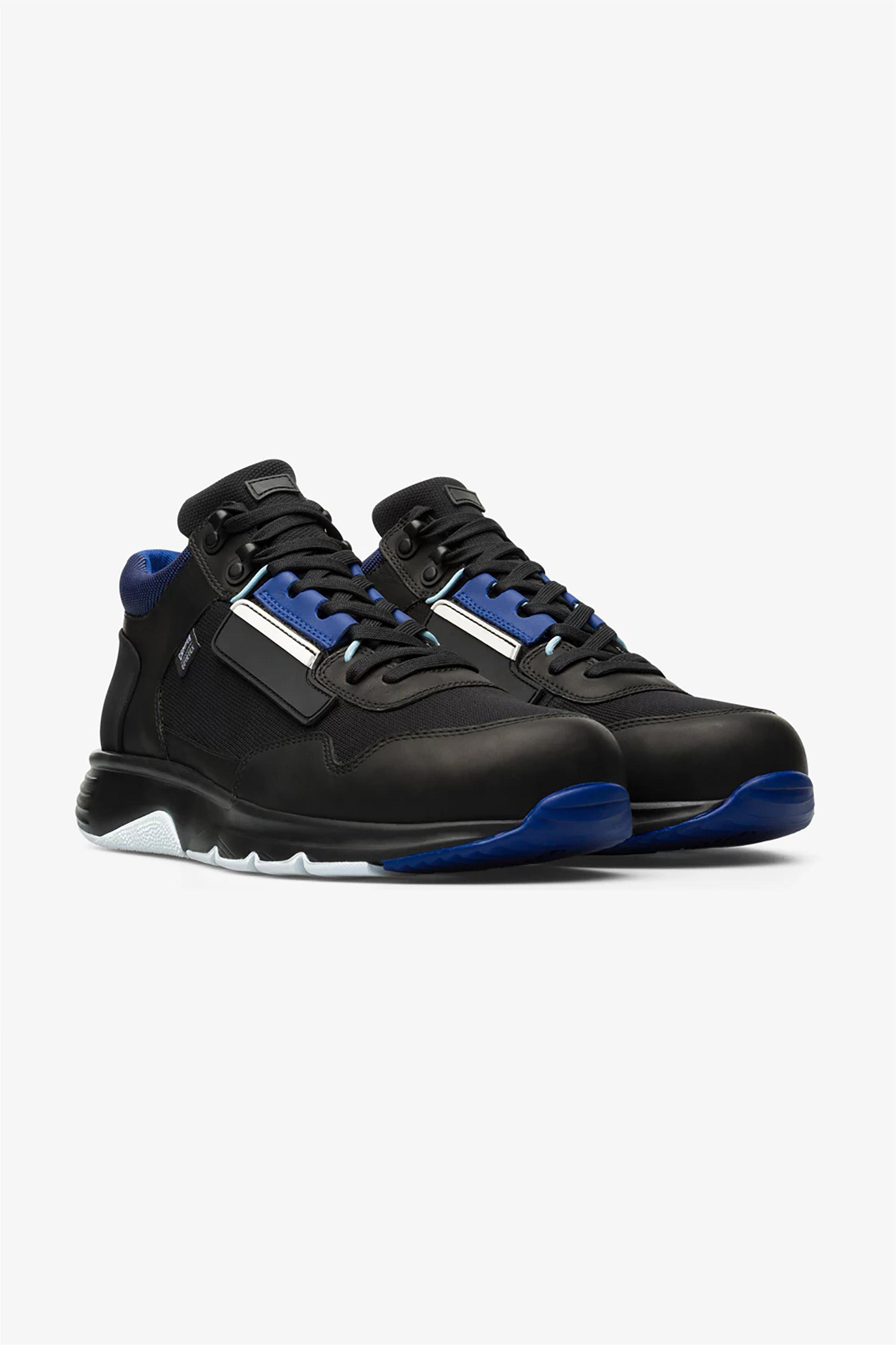 Camper ανδρικά αδιάβροχα sneakers «Drift» – K300278-002 – Μαύρο