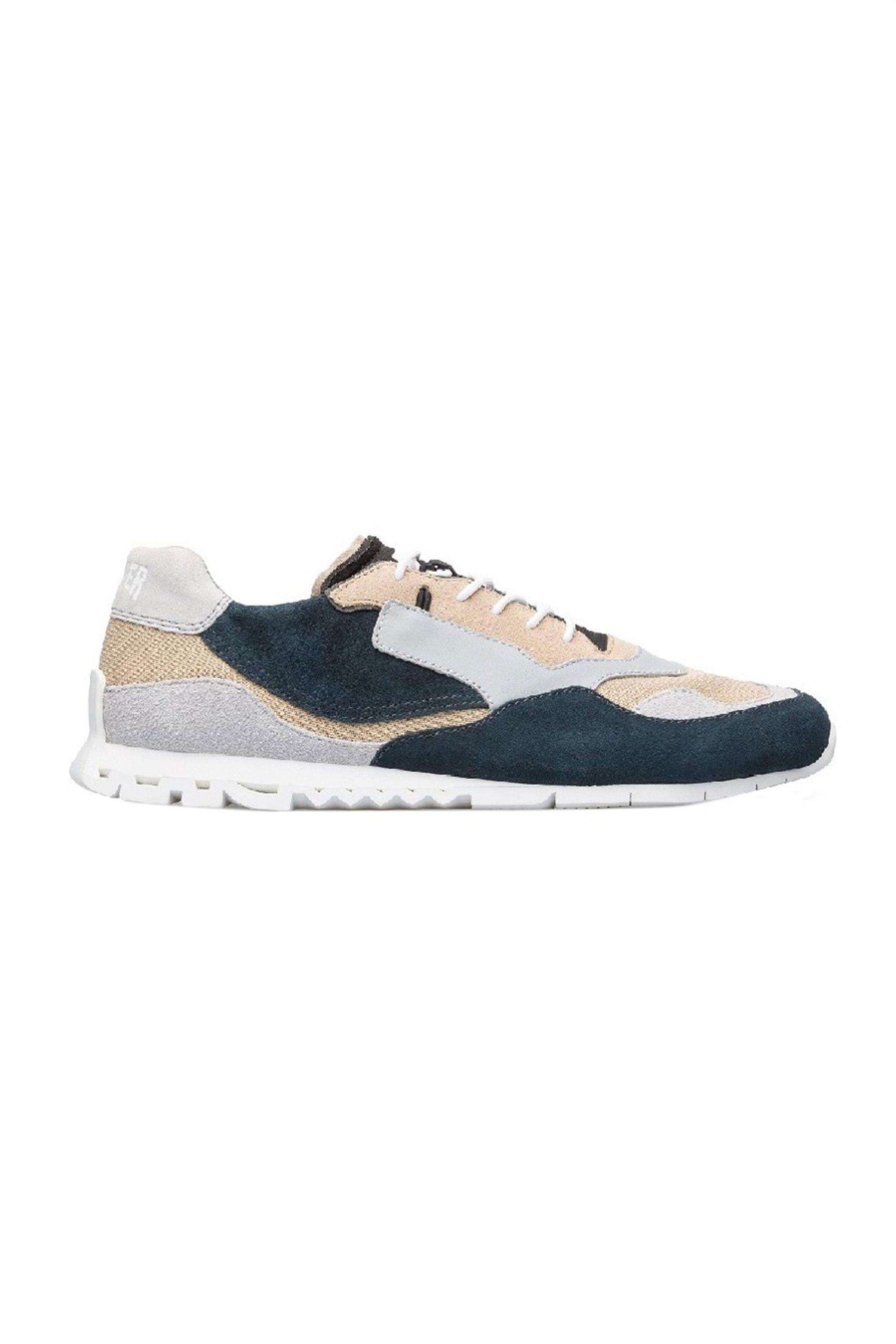 Camper ανδρικά sneakers multicolor – K100436-020 – Μπεζ