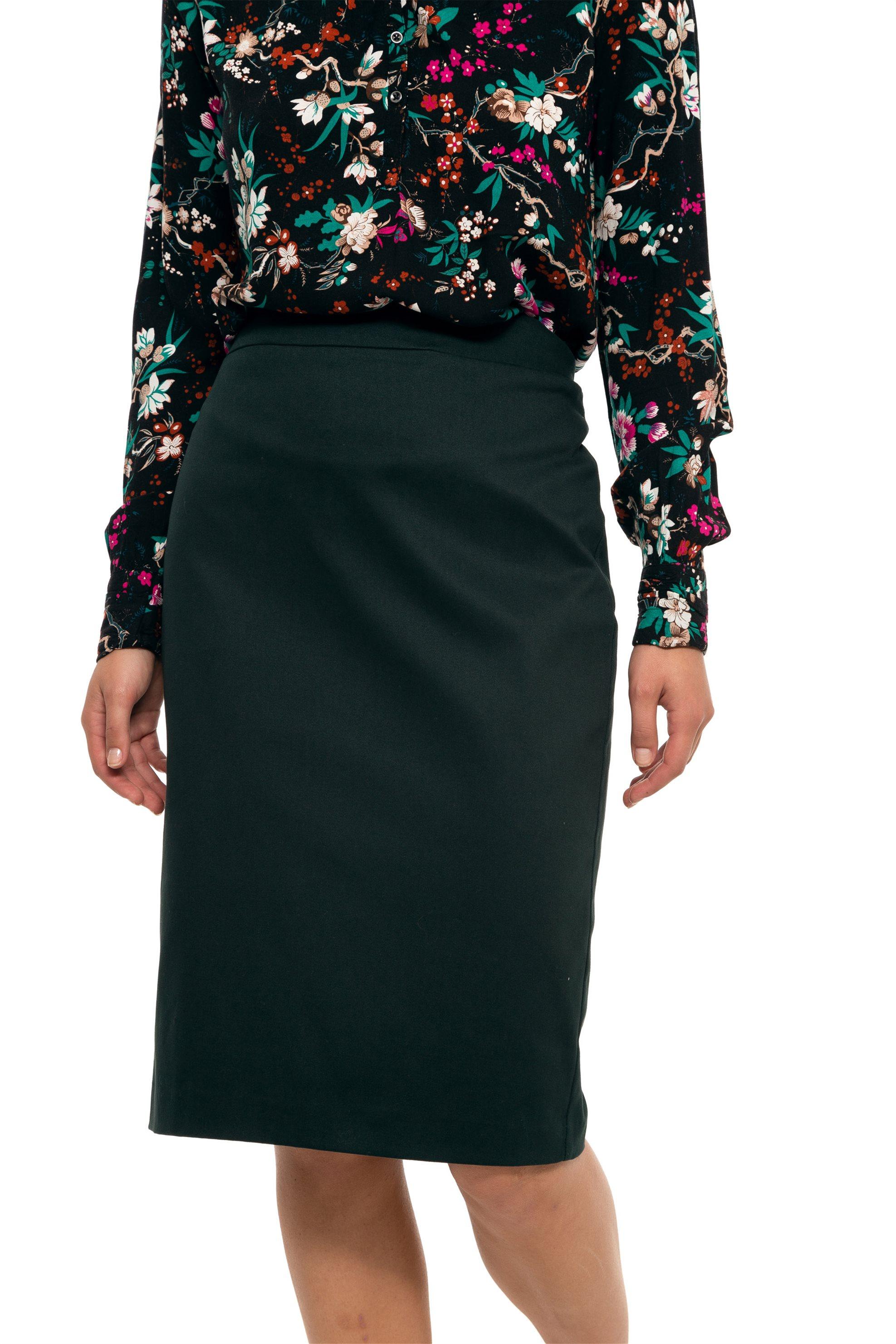 Paul Christophe γυναικεία φούστα pencil ψηλόμεση - 832109 - Κυπαρισσί γυναικα   ρουχα   φούστες   pencil