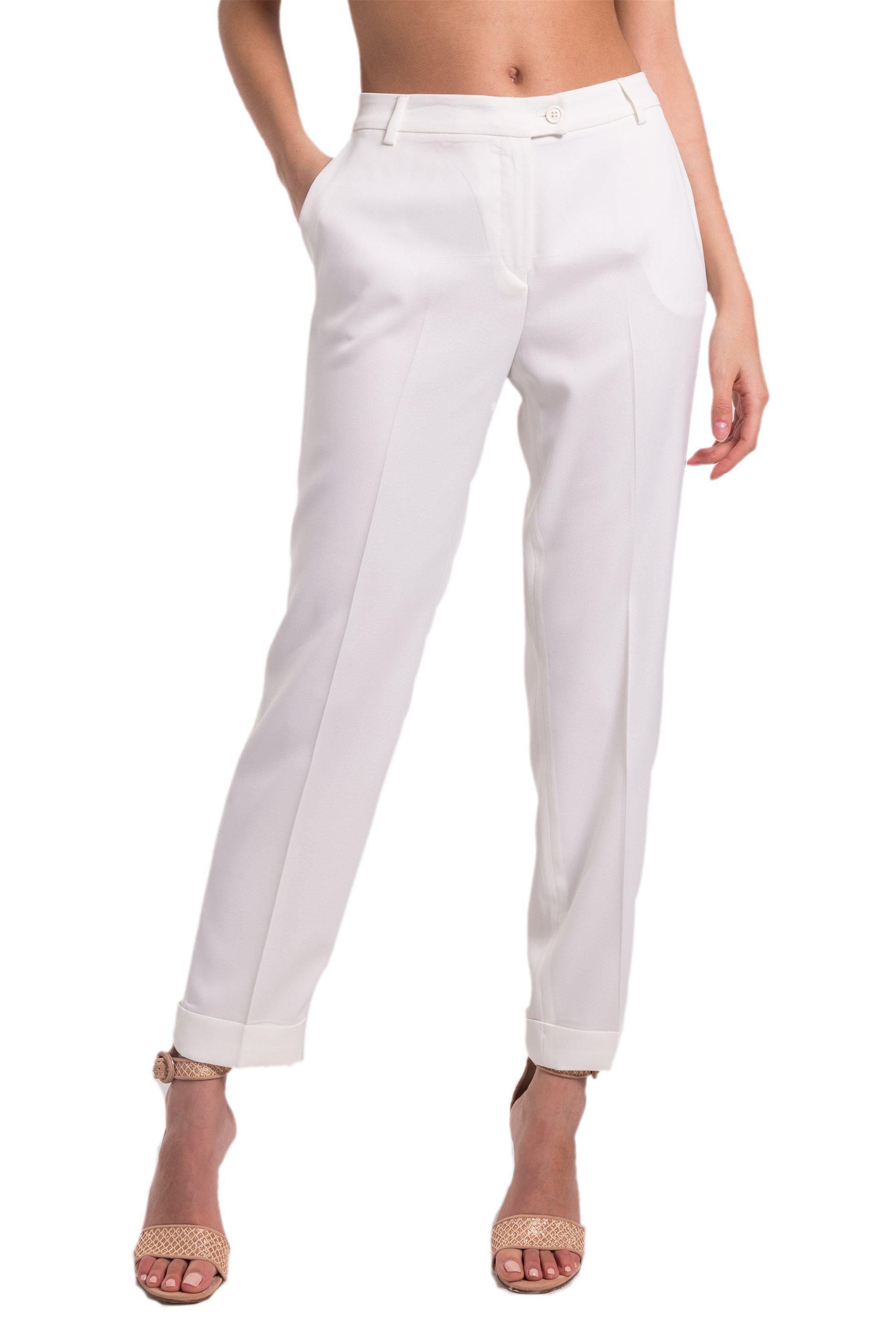 Γυναικεία   Ρούχα   Παντελόνια   Casual   Ίσια Γραμμή   Γυναικείο ... 837f642c6bb
