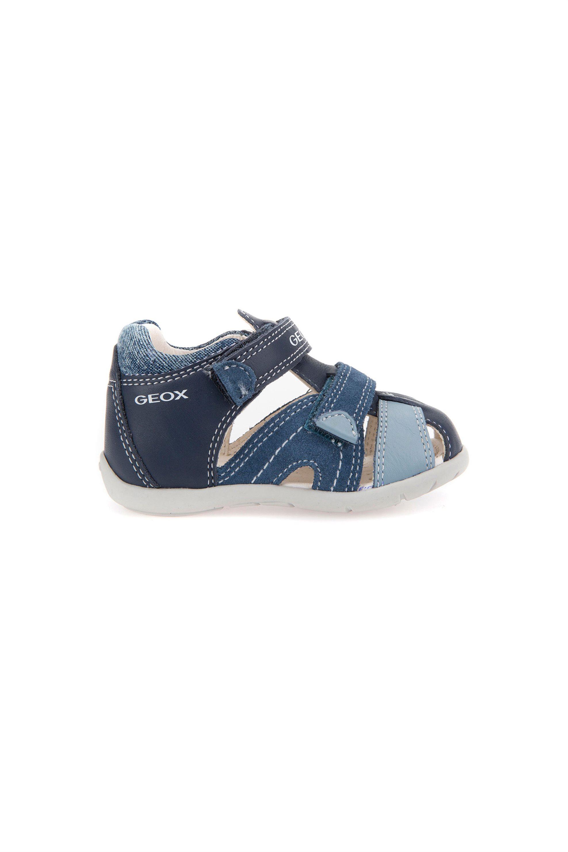 83fee53fb53 -30% Notos Βρεφικά παπούτσια Kaytan Boy Geox – B7250C – Μπλε Σκούρο