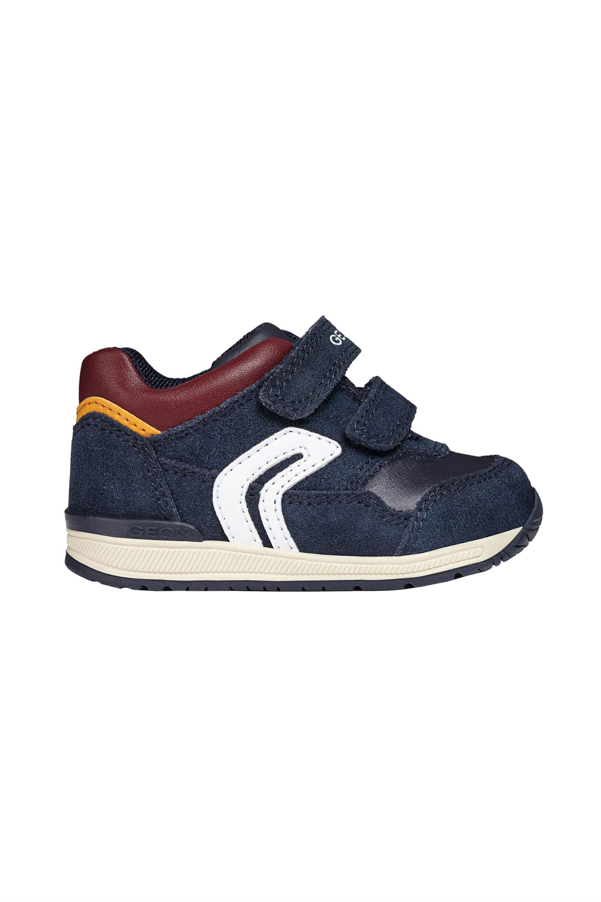 2ae122a9b68 Notos Geox βρεφικά sneakers Baby Rishon Boy - B840RA - Μπλε Σκούρο