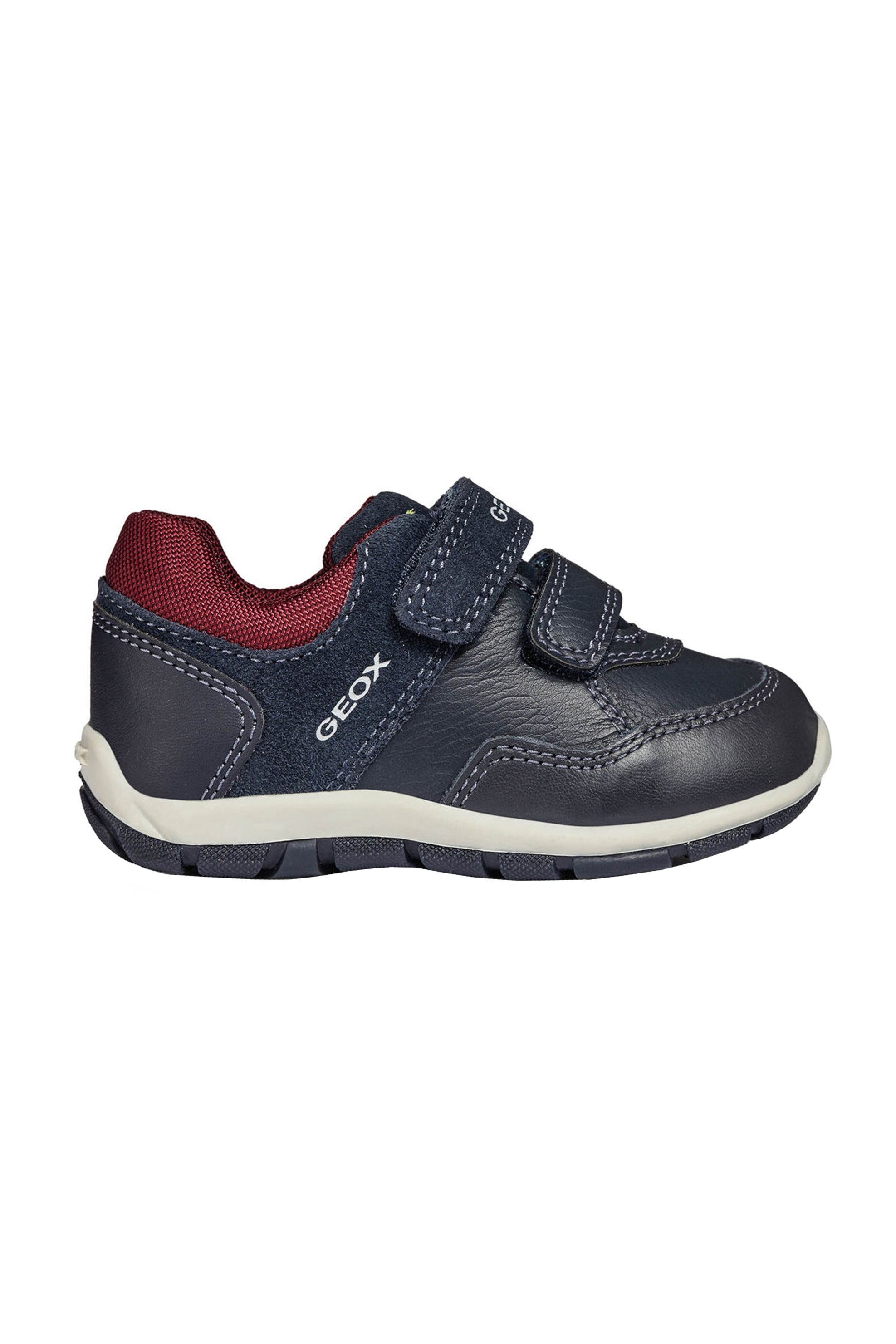 -30% Notos Geox παιδικά sneakers Baby Shaax – B8432A – Μπλε Σκούρο d2d0a712773