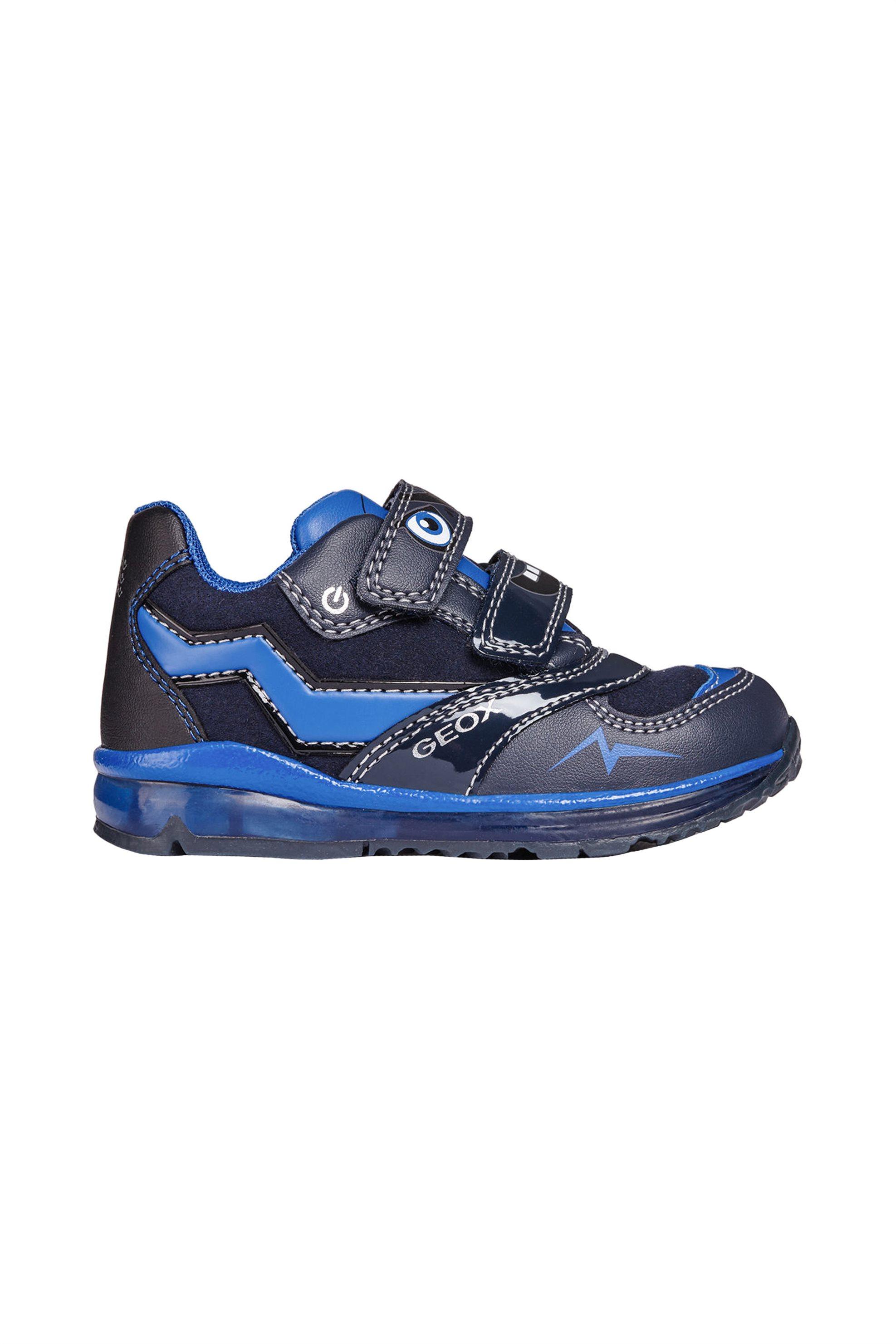 33f12f3c7d9 -30% Notos Geox βρεφικά sneakers Baby Todo Boy – B8484A – Μπλε