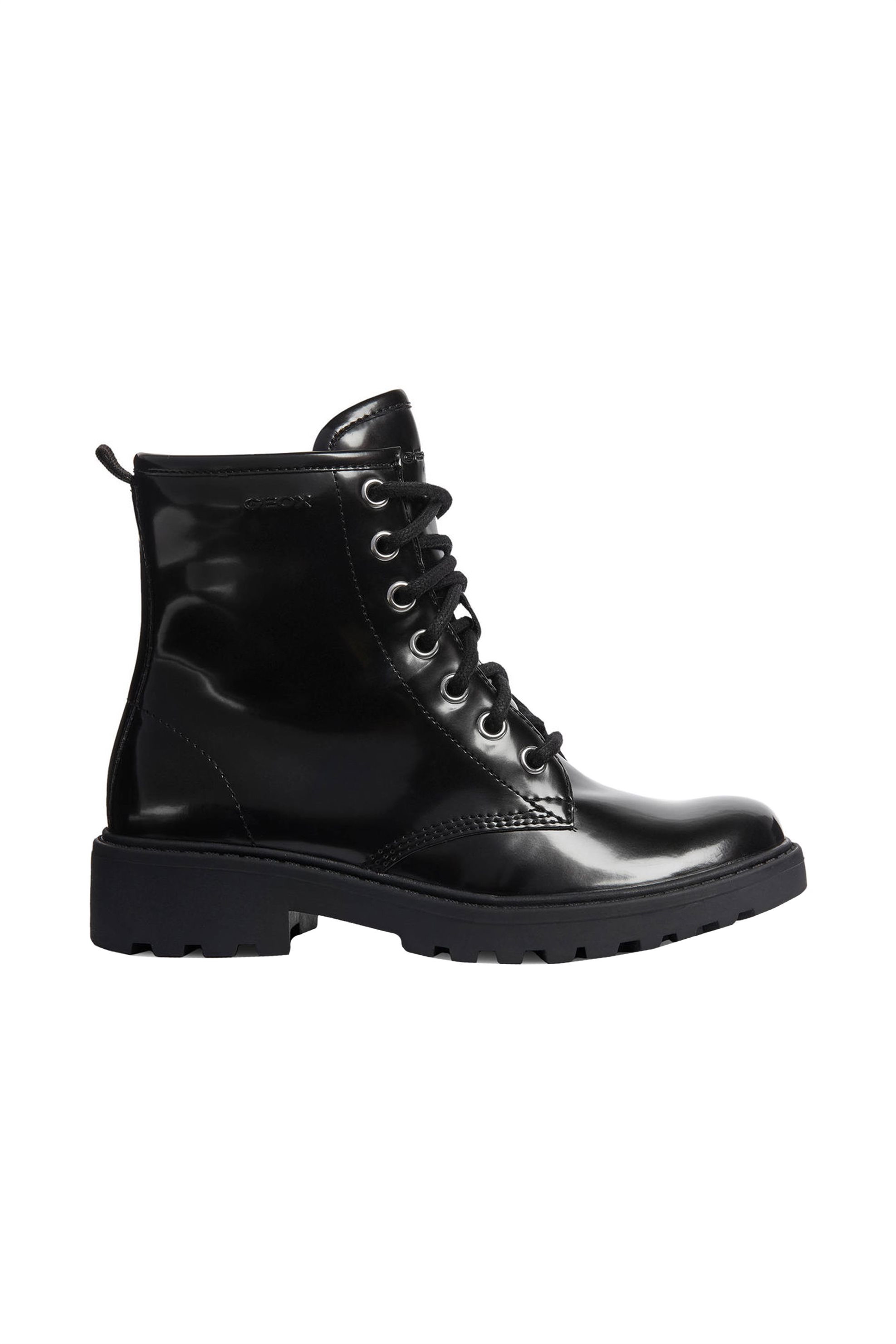 Geox μποτάκια παιδικά JR Casey - J5420K-1 - Μαύρο παιδι   παπουτσια   κορίτσια   μπότες