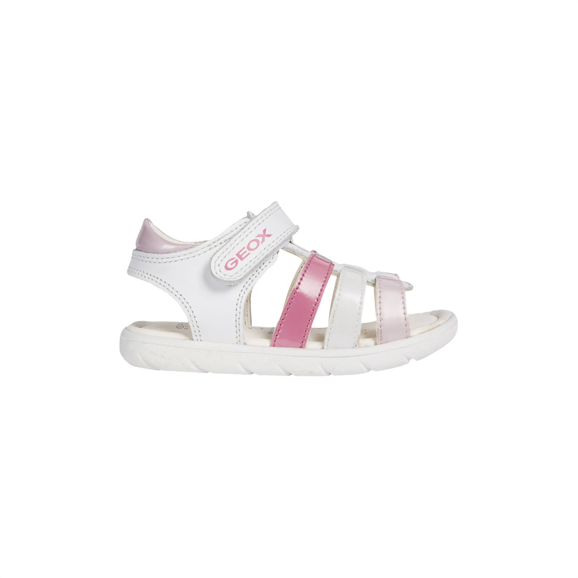 55f1b79969a Geox βρεφικό μποτάκι Baby New Balu Girl - B840QD - Ροζ | Fashion Voucher