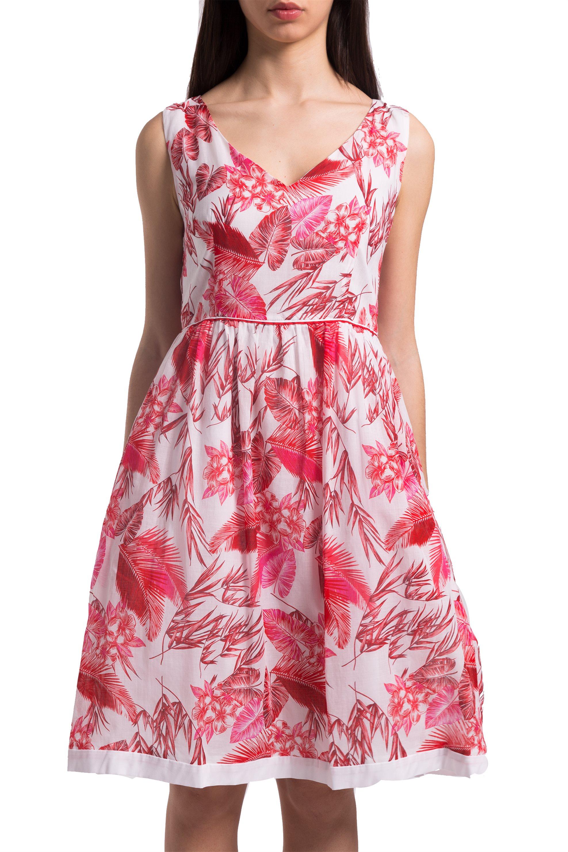0b65125487fc Γυναικεία   Ρούχα   Φορέματα   Midi Κρεπ Φόρεμα με Open Cuts στη ...
