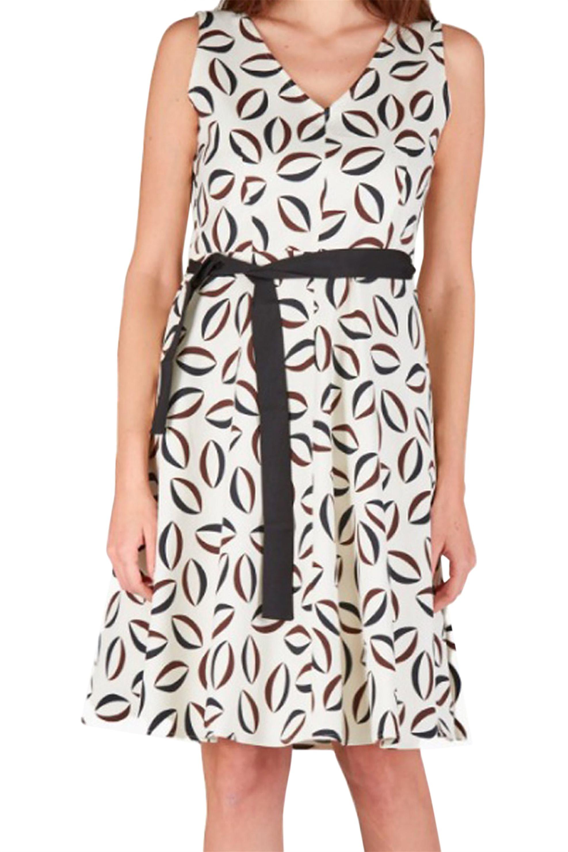 Emme by Marella γυναικείο mini φόρεμα με print