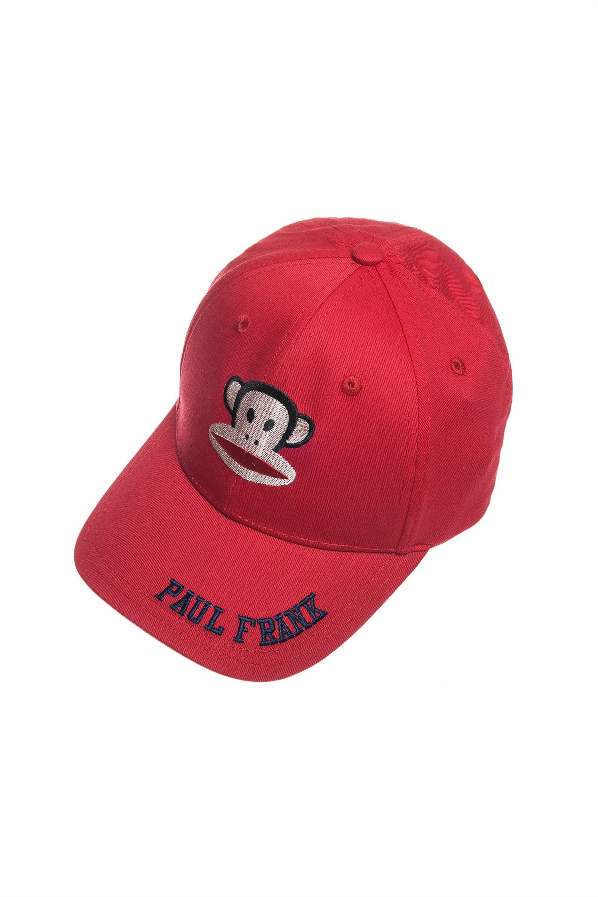 Παιδικό καπέλο Τζόκευ (4-18 ετών) Paul Frank Collection - 00190297 - Κόκκινο παιδι   κοριτσι   4 14 ετων   αγορι   4 14 ετων   αξεσουάρ   αξεσουάρ   καπέλα