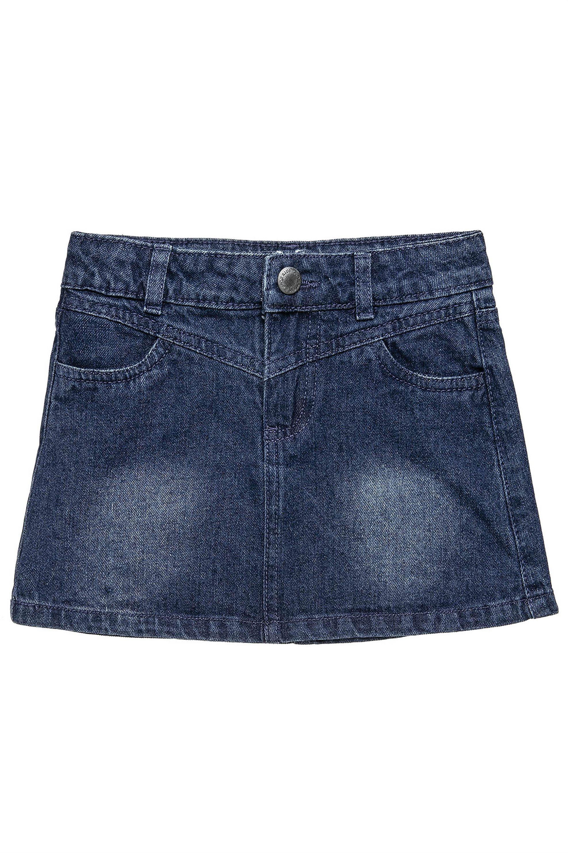 Αlouette παιδική τζην φούστα με τσέπες (6-14 ετών) - 0094193...