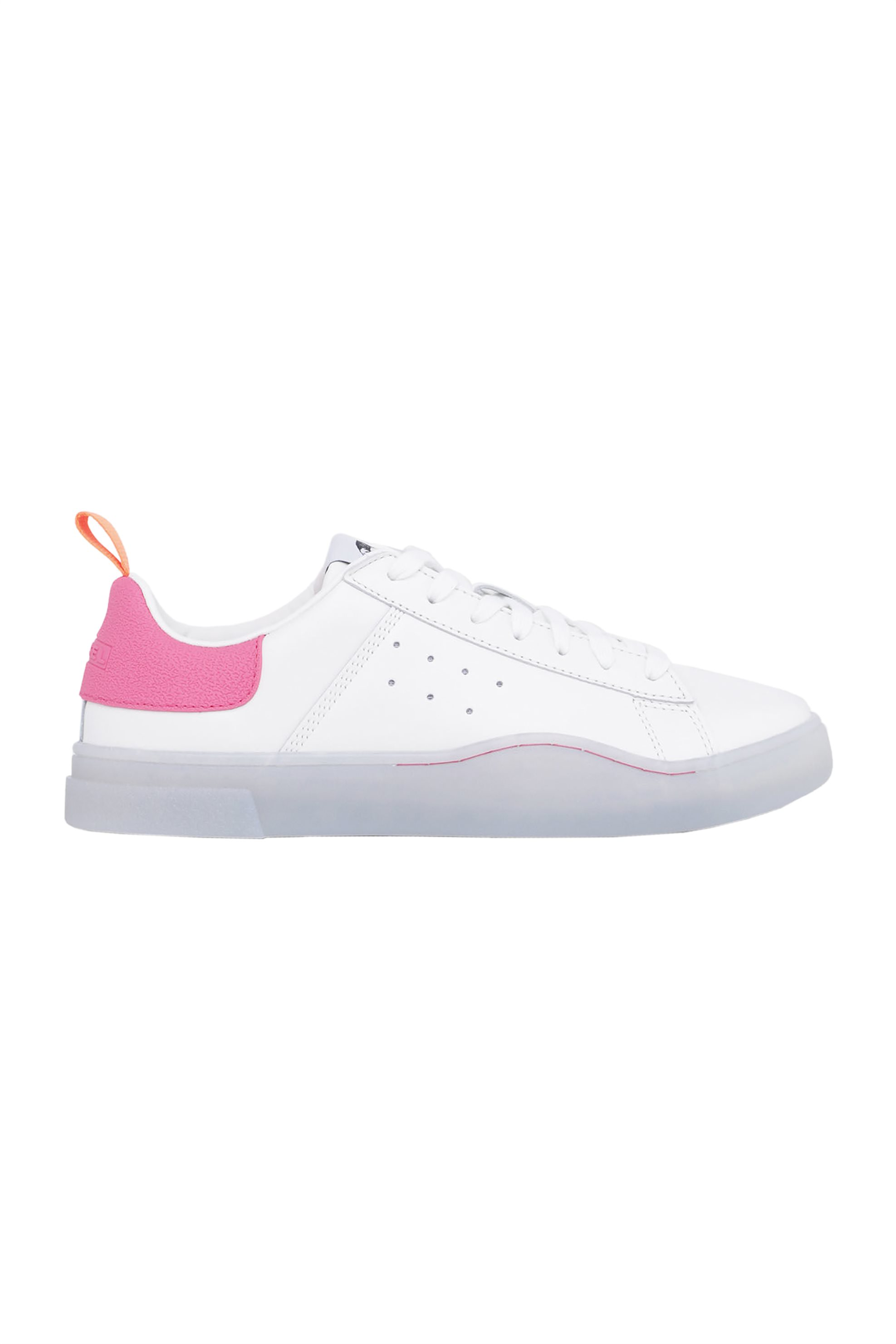 eb94dcfa104 Notos Diesel γυναικεία sneakers με κορδόνια S Clever Low – Y01752 P2282 –  Λευκό