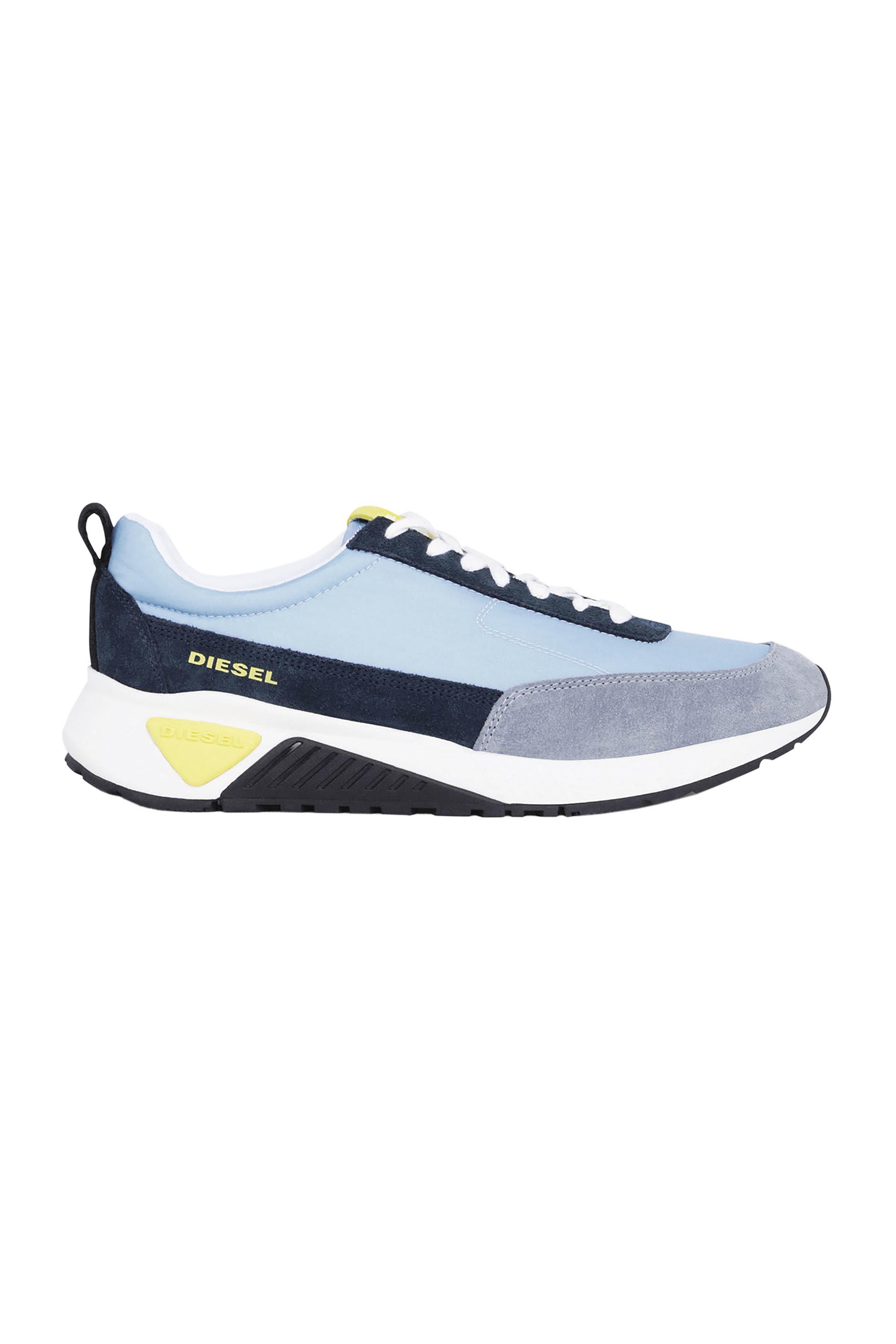 c99f2b3d151 Notos Diesel ανδρικά χρωματιστά sneakers Low lace – Y01880 P0375 – Μπλε