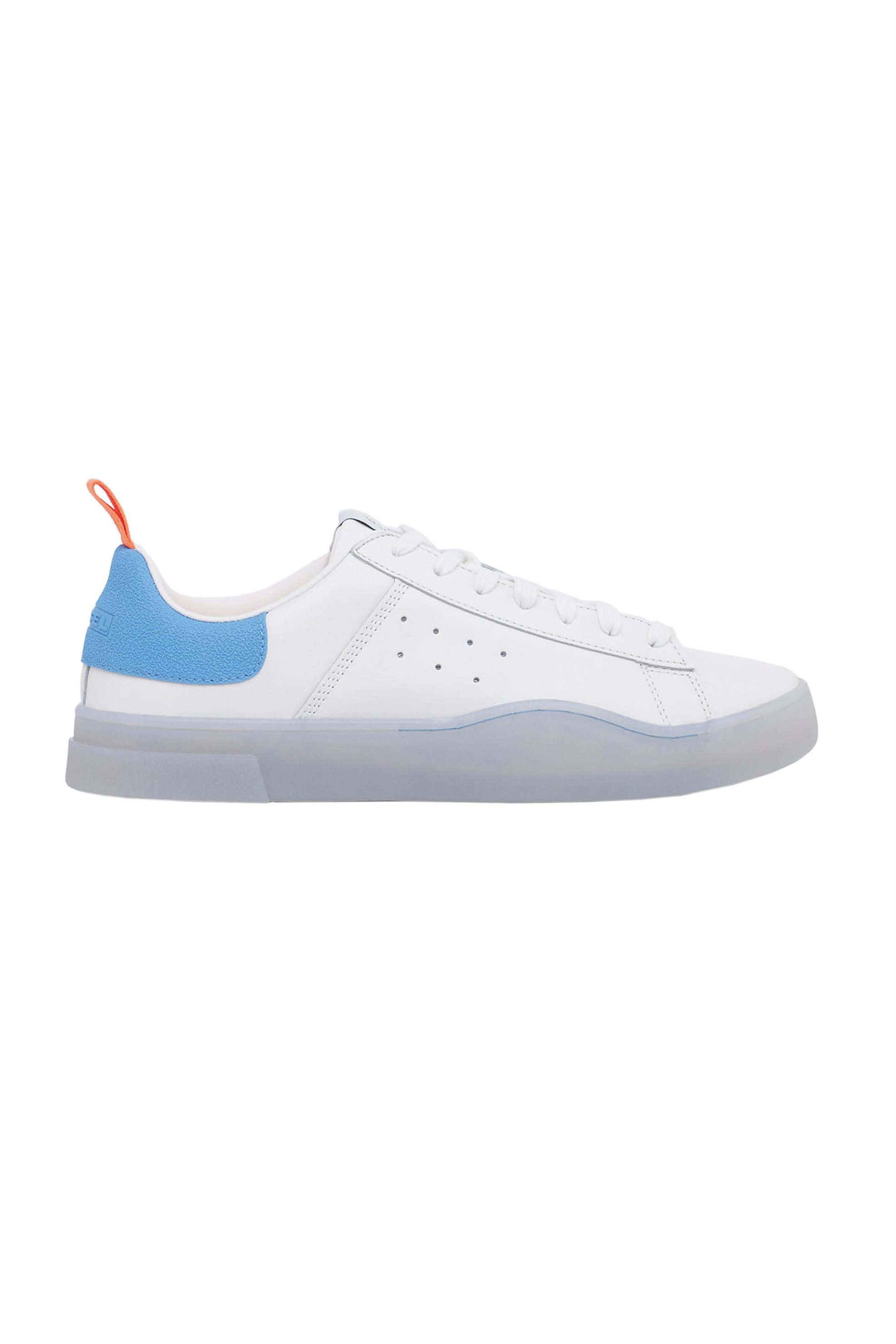 d956b6c9d53 Notos Diesel ανδρικά sneakers με κορδόνια S Clever Low – Y01748 P2282 –  Λευκό