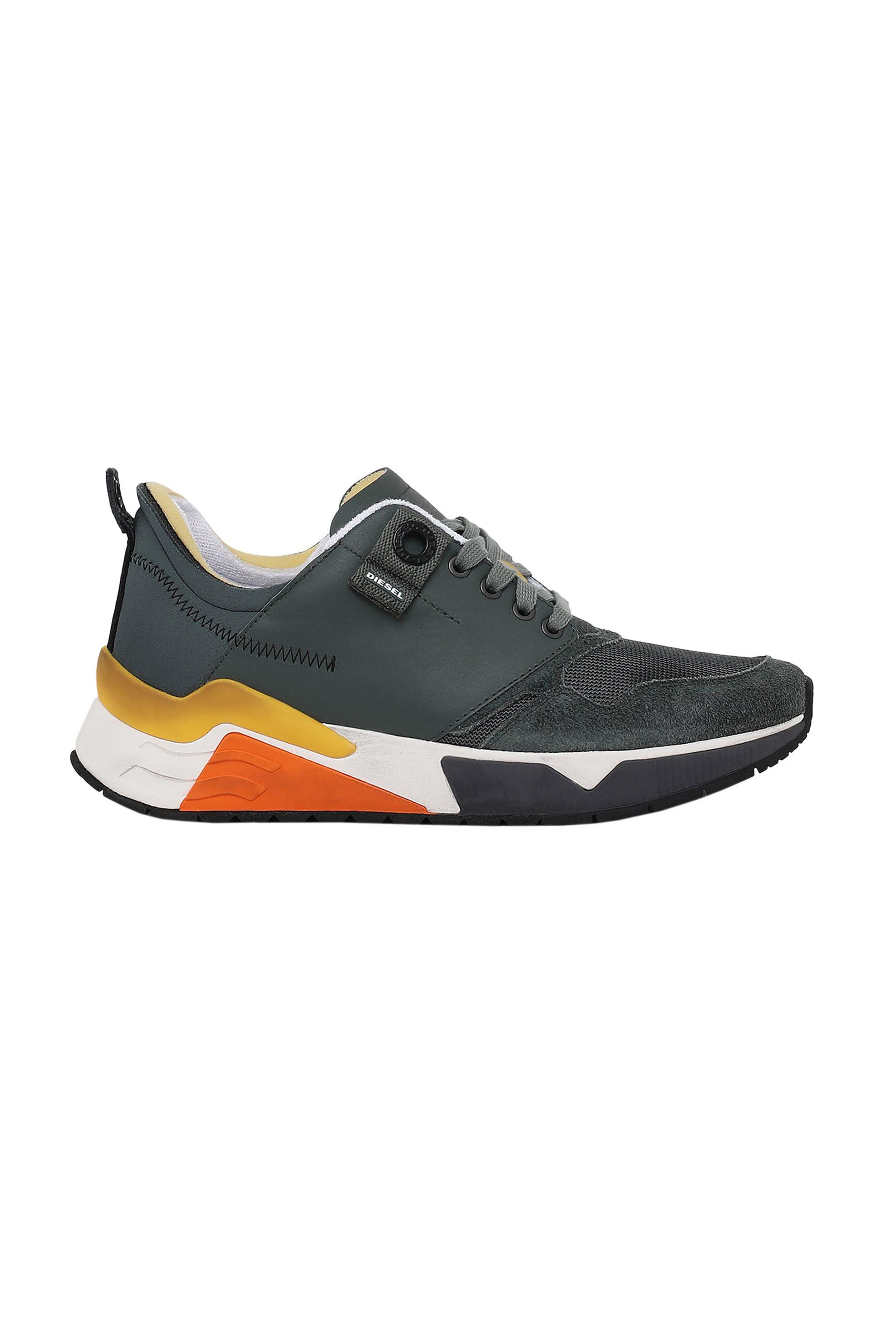 96f623840c5 Notos Diesel ανδρικά sneakers με χοντρή σόλα S Brentha – Y01911 PR173 –  Ανθρακί