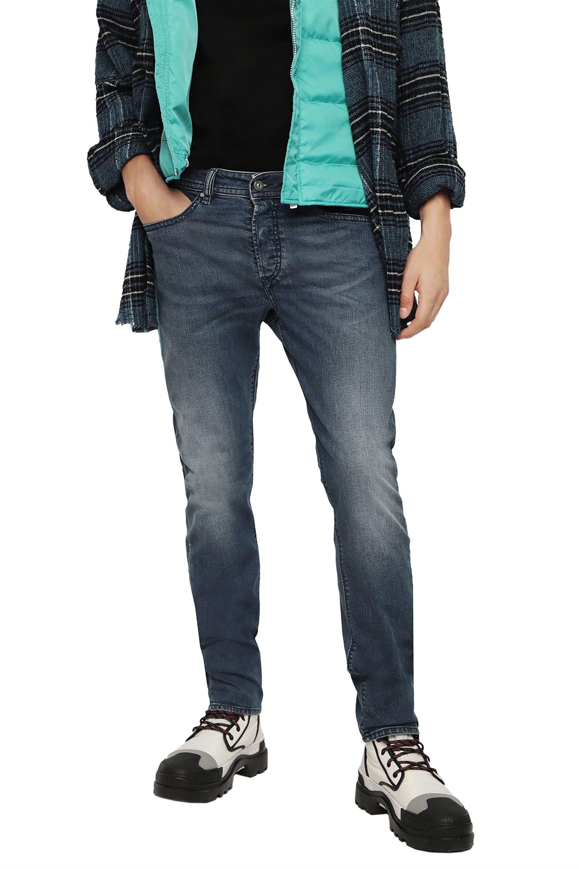 Diesel ανδρικό τζην παντελόνι Buster (32L) - 00SDHB 084TU - Μπλε ανδρασ   ρουχα   jeans   tapered