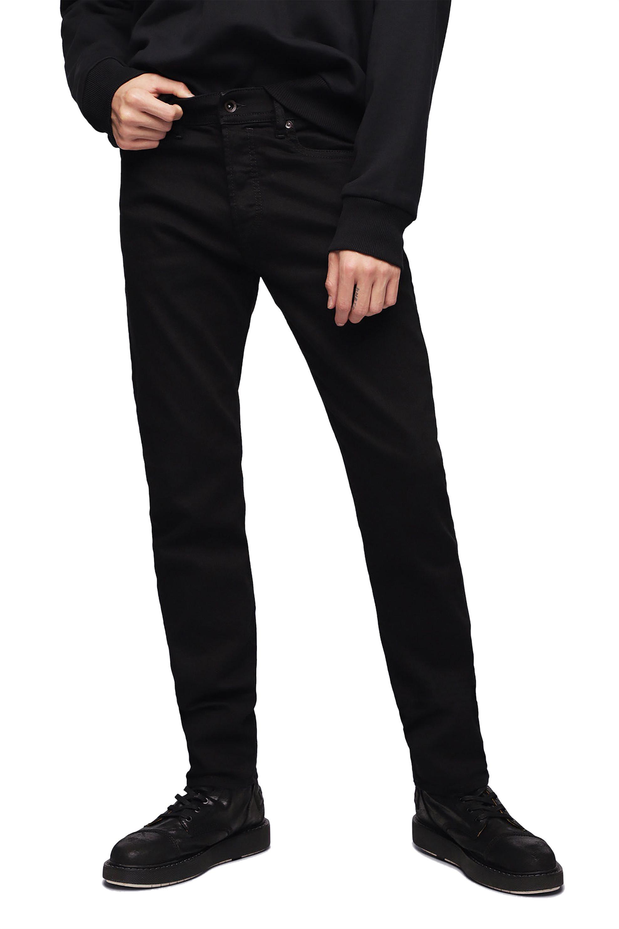 Diesel ανδρικό τζην παντελόνι Buster (32L) - 00SDHB 0886Z - Μαύρο ανδρασ   ρουχα   jeans   tapered
